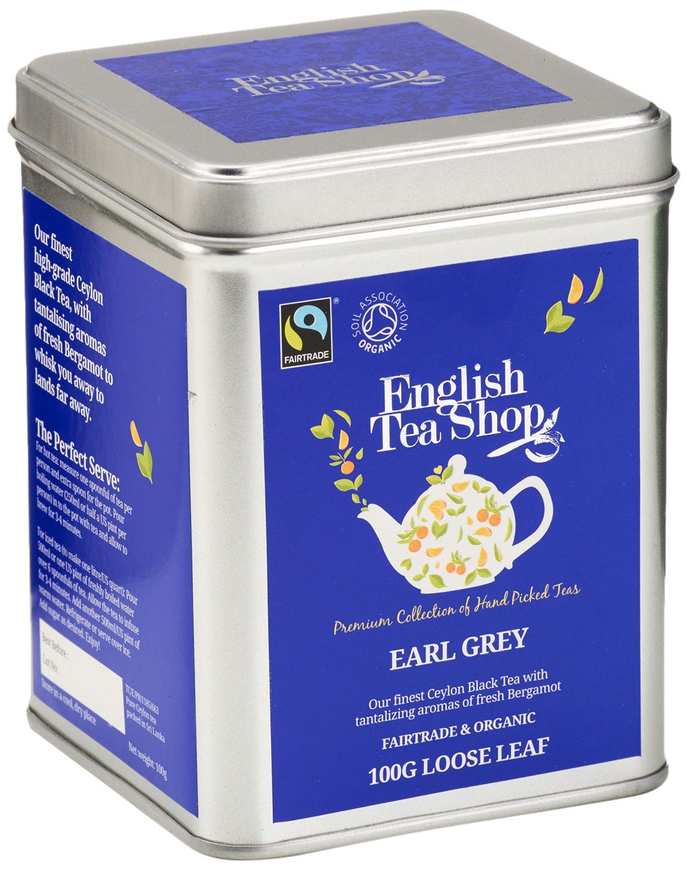 English-Tea-Shop-Earl-Grey-BIO-Fairtrade-Loser-Tee-100g-Dose