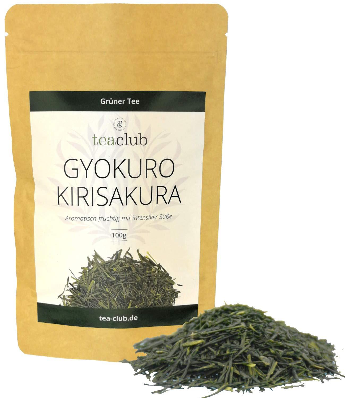 Gyokuro-Grner-Tee-Lose-Japan-Japanischer-Grntee