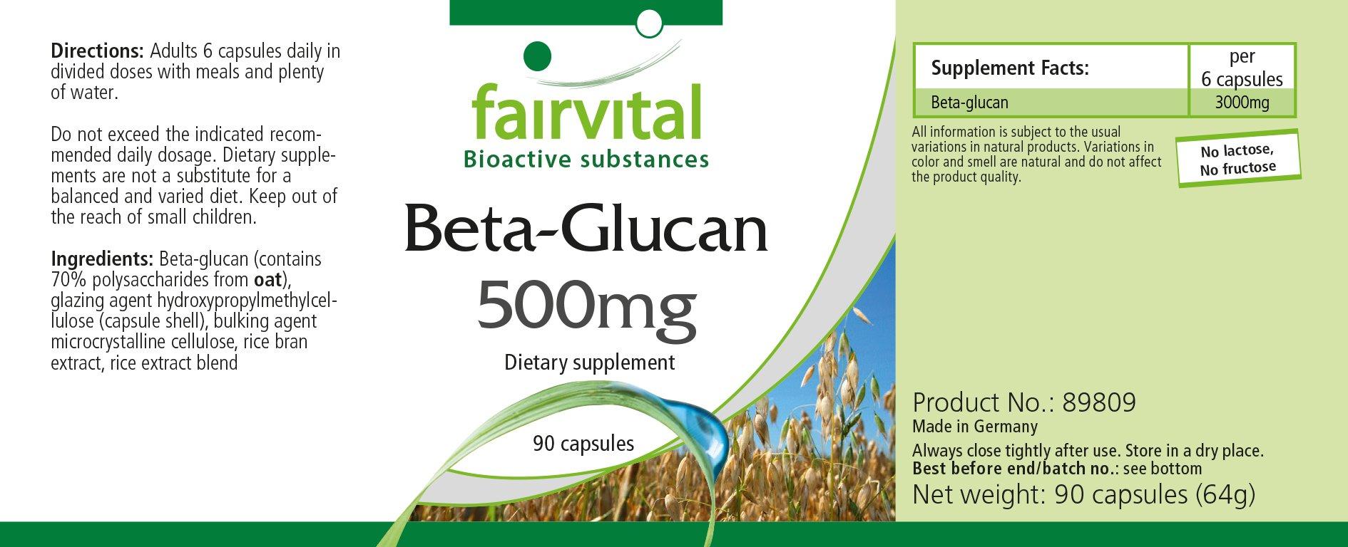 Beta-Glucan-500mg-VEGAN-HOCHDOSIERT-90-Kapseln-standardisiert-auf-70-Polysaccharide-aus-Hafer