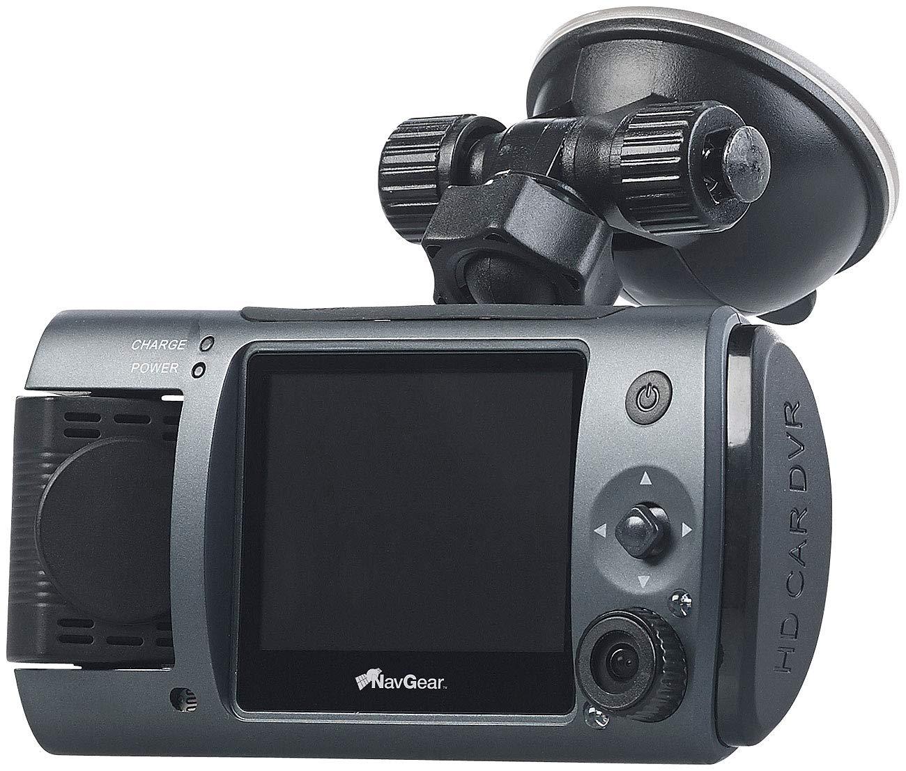 NavGear-Dual-Dashcam-Full-HD-Dashcam-mit-2-Objektiven-150-Ultra-Weitwinkel-Marken-Sensor-Autokameras