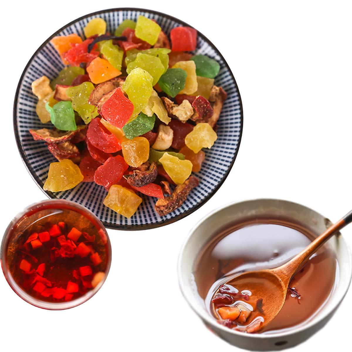 Chinesischer-Krutertee-Getrockneter-Roselle-Mischgetrockneter-Frchtetee-Neuer-duftender-Tee-Gesundheitswesen-blht-Tee-erstklassiges-gesundes-grnes-Lebensmittel