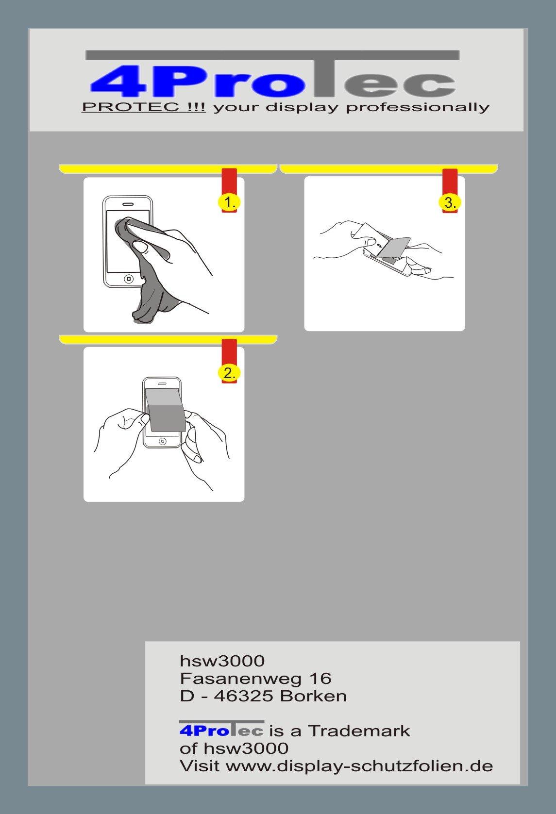 2X-Crystal-Clear-klar-Schutzfolie-fr-Siemens-TE653501DE-EQ6-Plus-S300-Kaffeevollautomat-Displayschutzfolie-Bildschirmschutzfolie-Schutzhlle-Displayschutz-Displayfolie-Folie