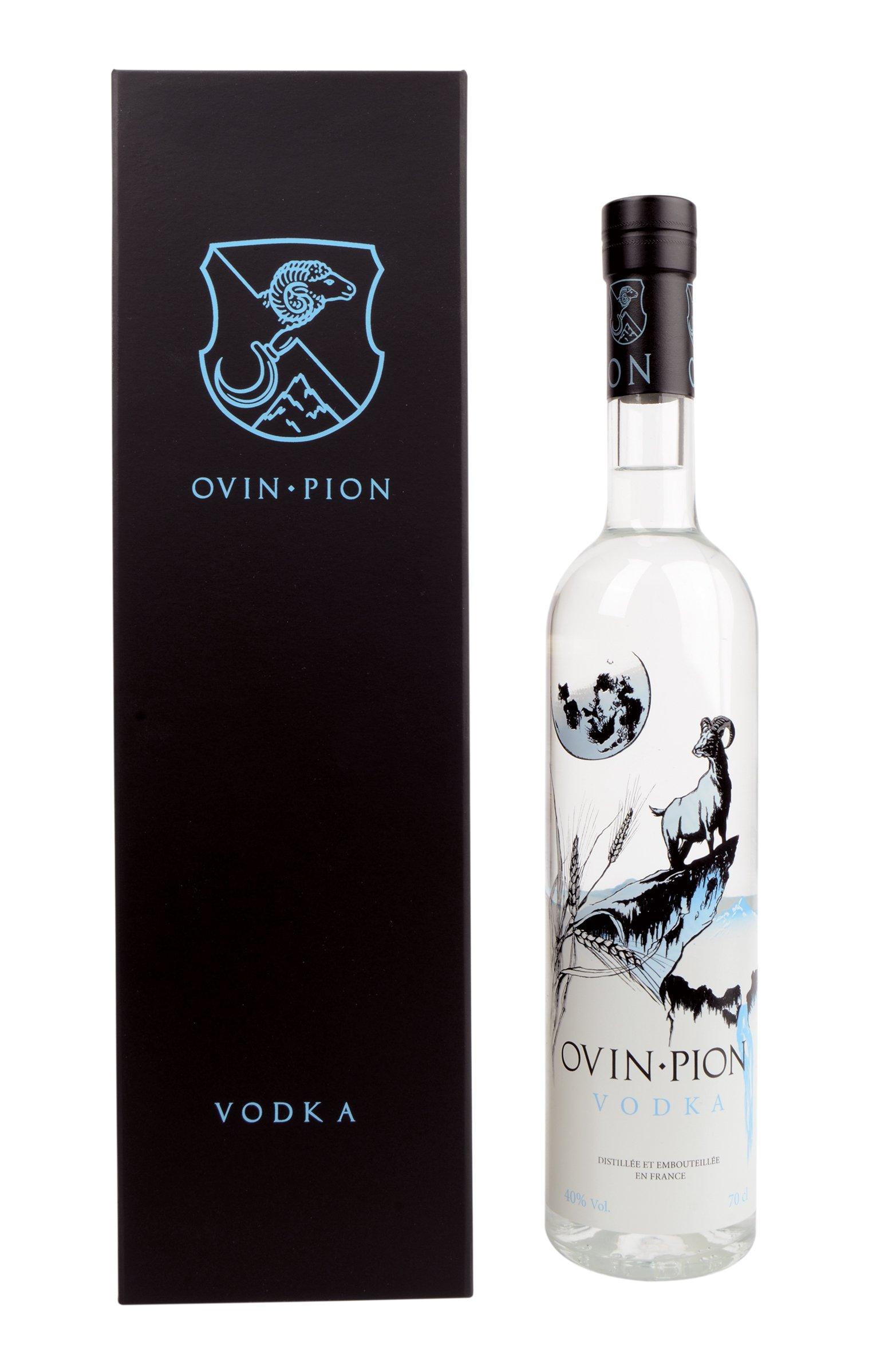 Ovin-Pion-Wodka-1-x-07-l-inkl-Geschenkverpackung