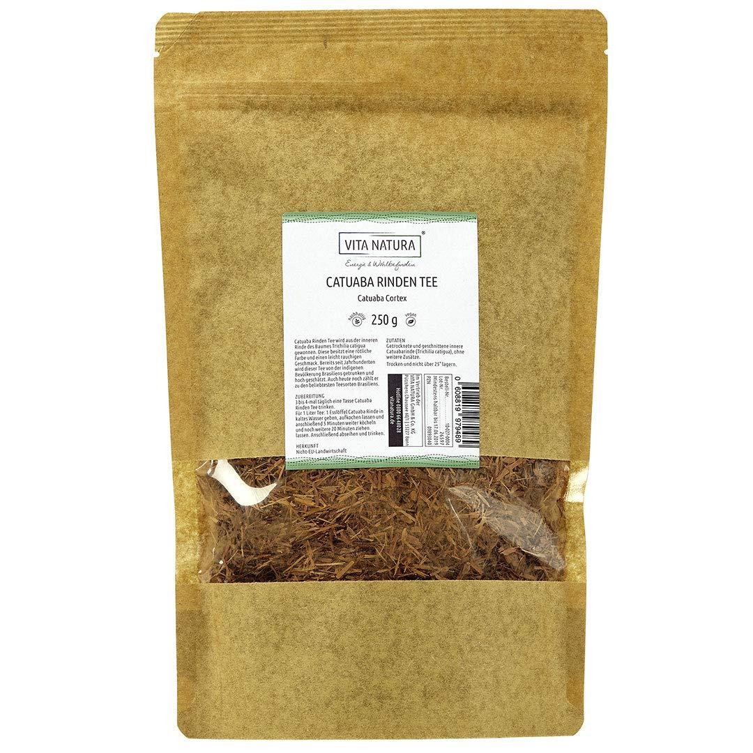 Vita-Natura-Catuaba-Rinden-Tee-Trichilia-catigua-A-Juss-1er-Pack-1-x-250-g