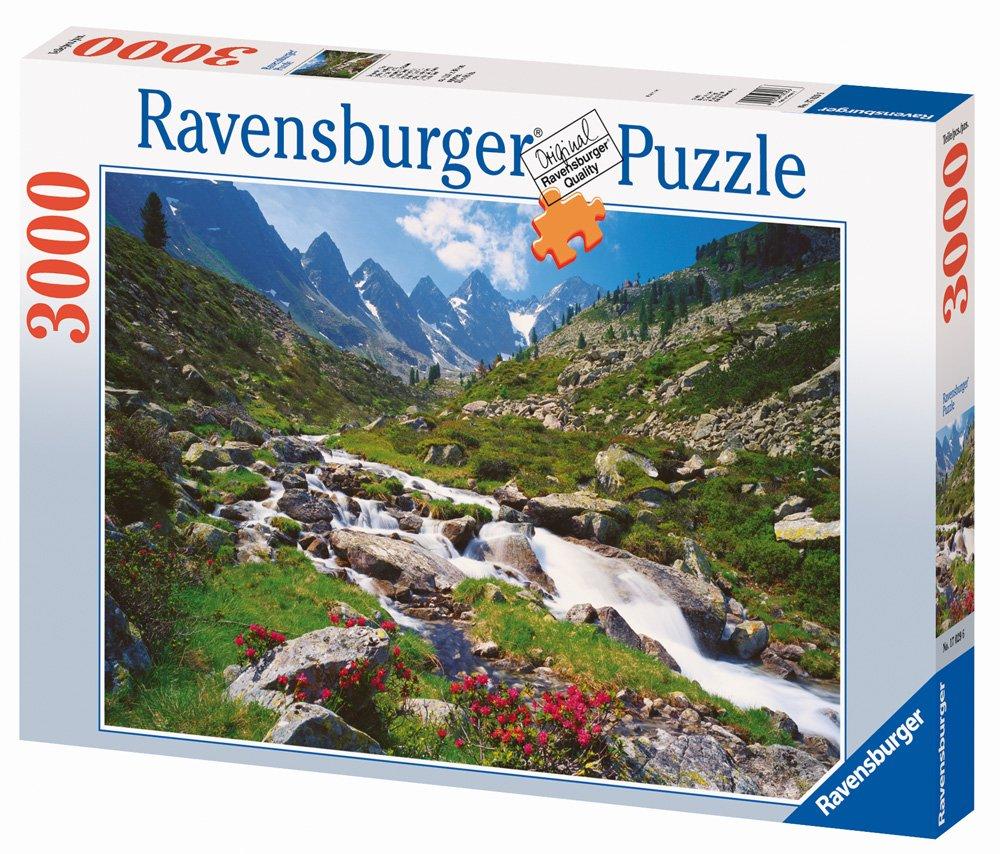 Ravensburger-17029-sterreich-Sellrainer-Berge-3000-Teile-Puzzle