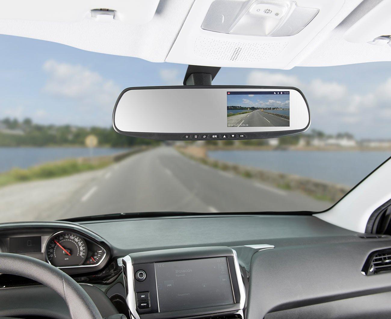 NavGear-Spiegeldashcam-HD-Rckspiegel-Dashcam-mit-G-Sensor-109-cm-Display-43-microSD-Spiegel-Kamera