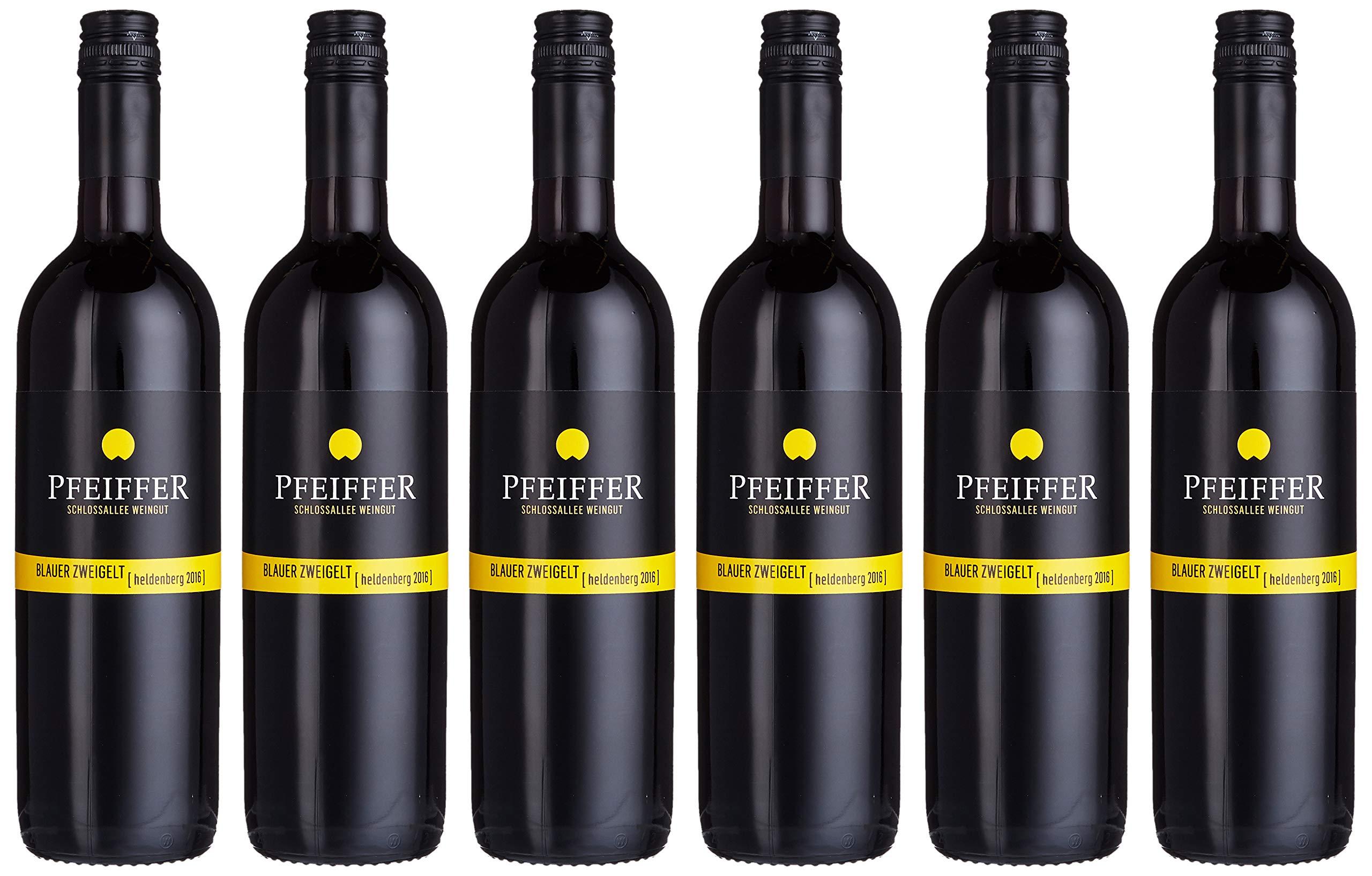 Schlossallee-Pfeiffer-Heldenberg-aus-den-Weingrten-rund-um-Kleinwetzdorf-blaue-Zweigelt-trocken-6-x-075-l