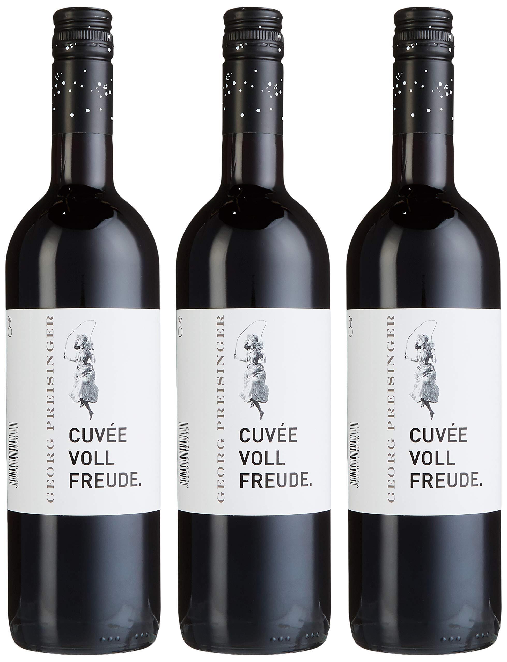 Weingut-Georg-Preisinger-Cuve-voll-Freude-Qualittswein-Trocken-3-x-075-l
