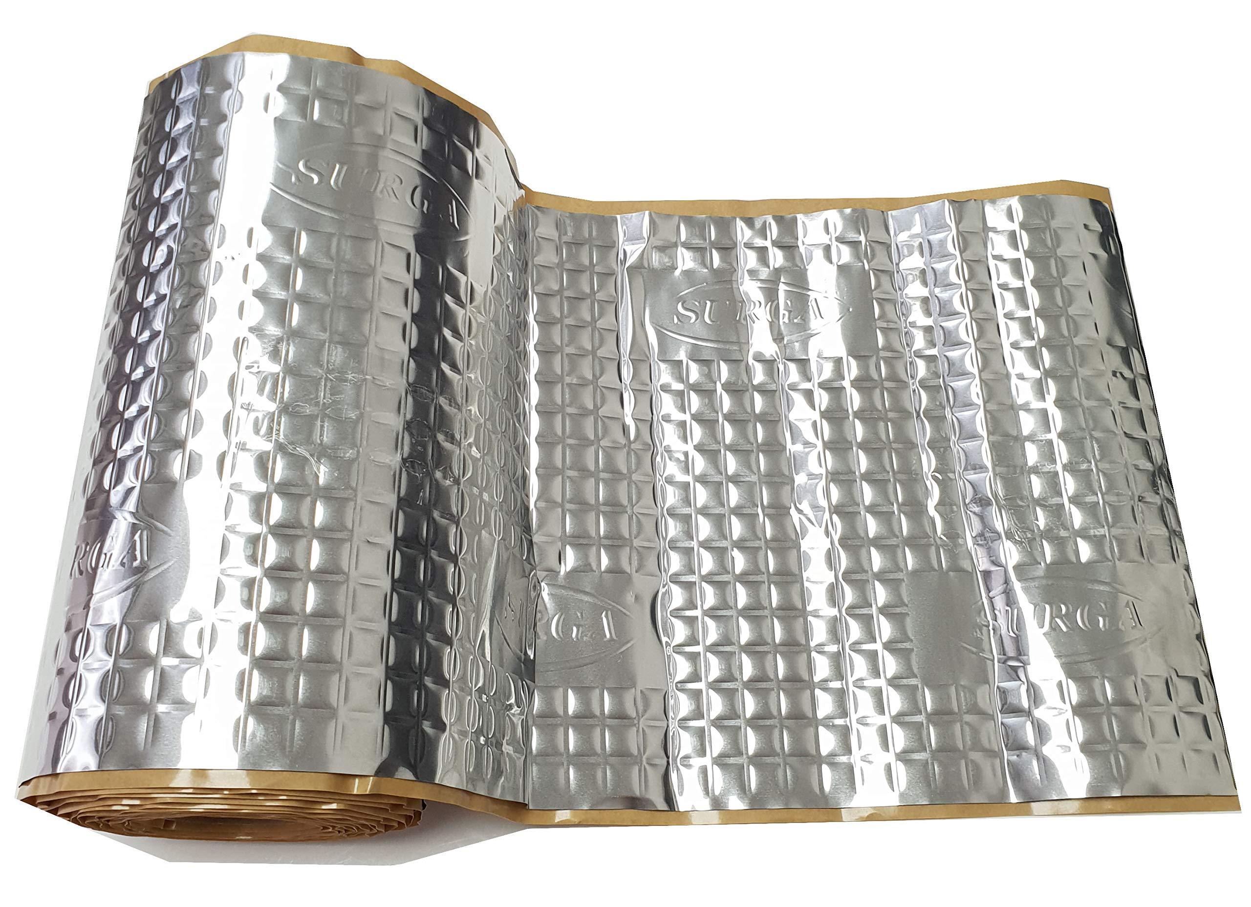 4m-Alubutyl-Dmmmatte-selbstklebend-Anti-Drhn-Matte-kein-Bitum-25-x400-cm