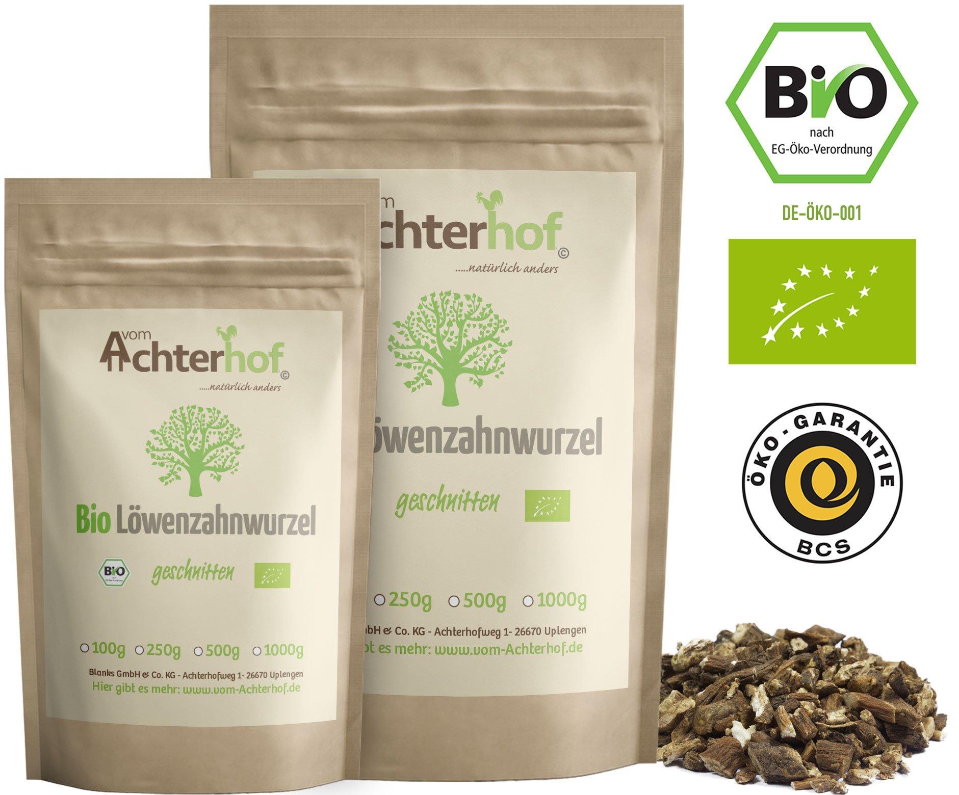 BIO-Lwenzahnwurzel-getrocknet-geschnitten-100g-Lwenzahn-Wurzel-Tee-vom-Achterhof-dandelion-root-cut-organic