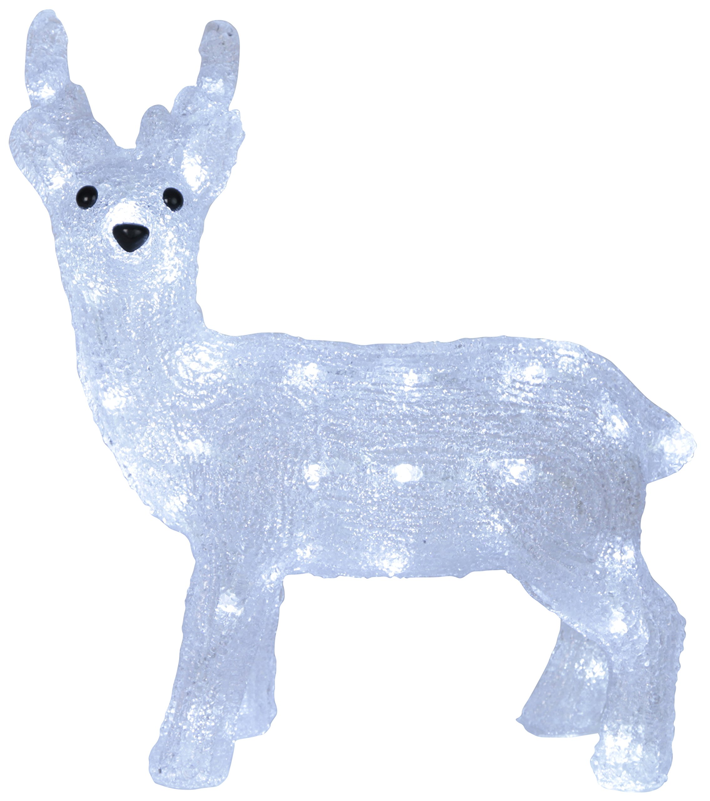 LED-Acrylrentier-Crystal-Deer-40-cool-light-LED-stehend-ca-35-x-33-cm-outdoor-mit-Trafo
