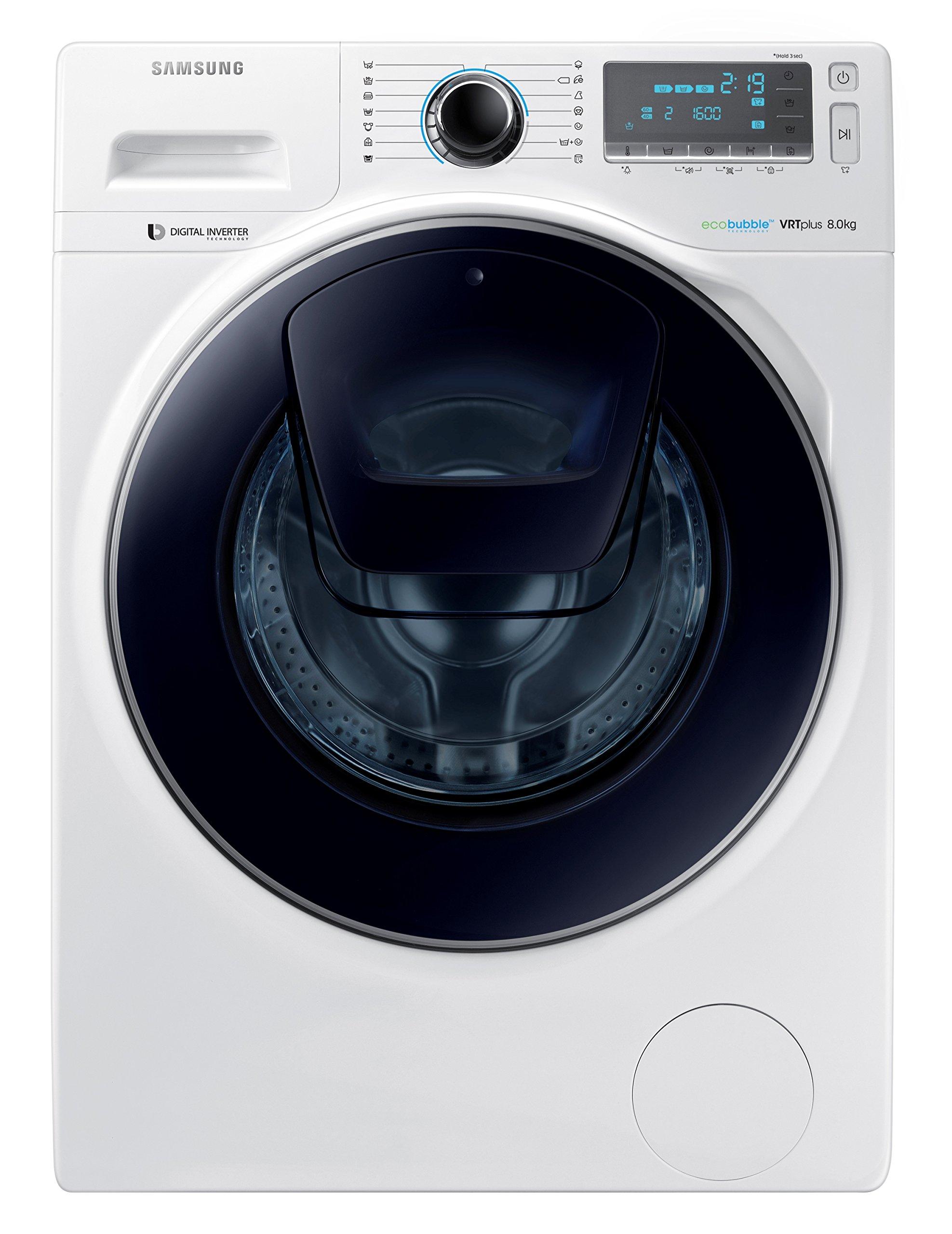 Samsung-ww80-K7605ow-autonome-Belastung-Bevor-8-kg-1600trmin-A-30-wei-Waschmaschine–Waschmaschinen-autonome-bevor-Belastung-wei-links-LED-63-l