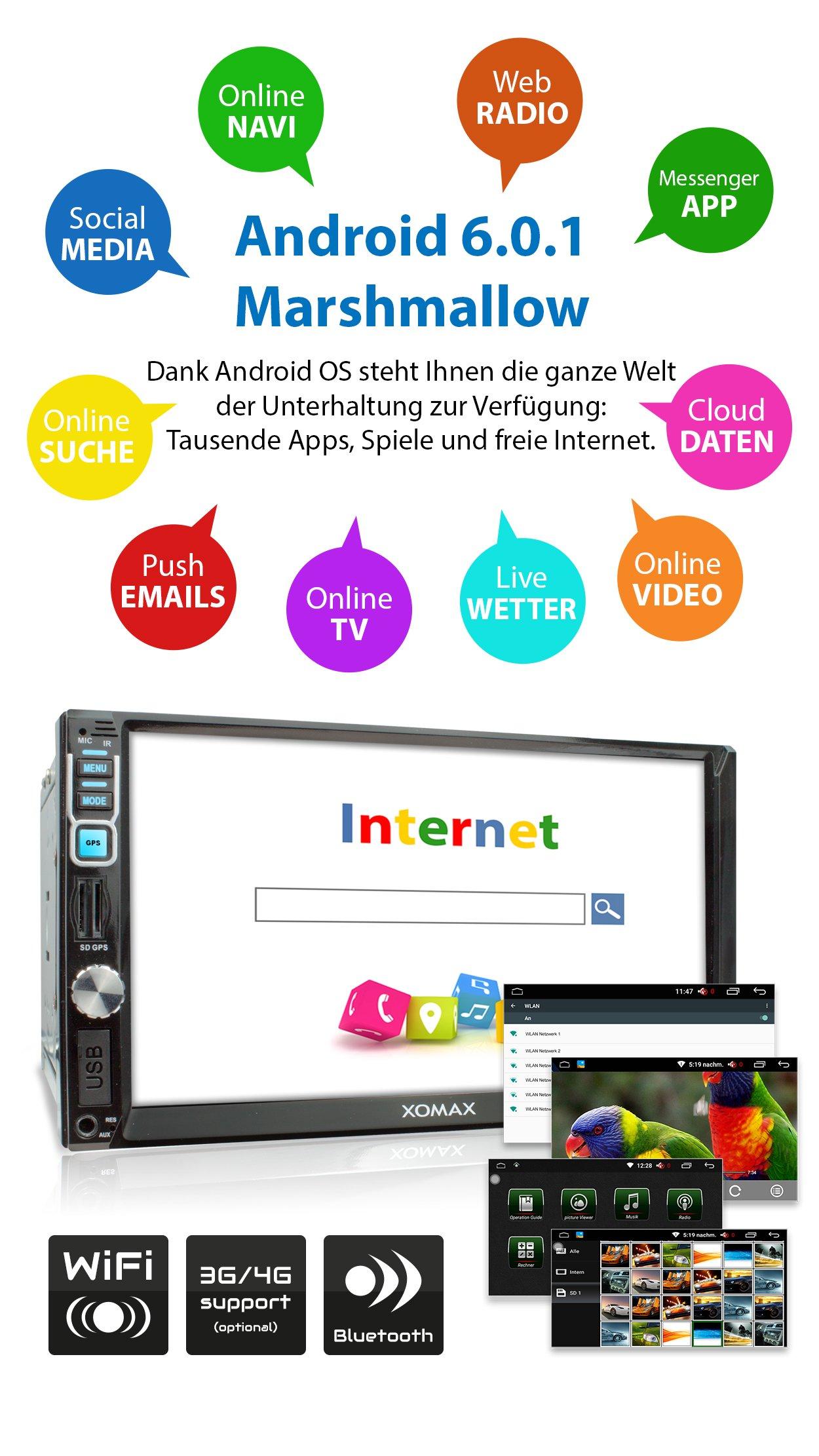XM-2VDA715-DAB-Autoradio-mit-integriertem-DAB-Tuner-Android-601