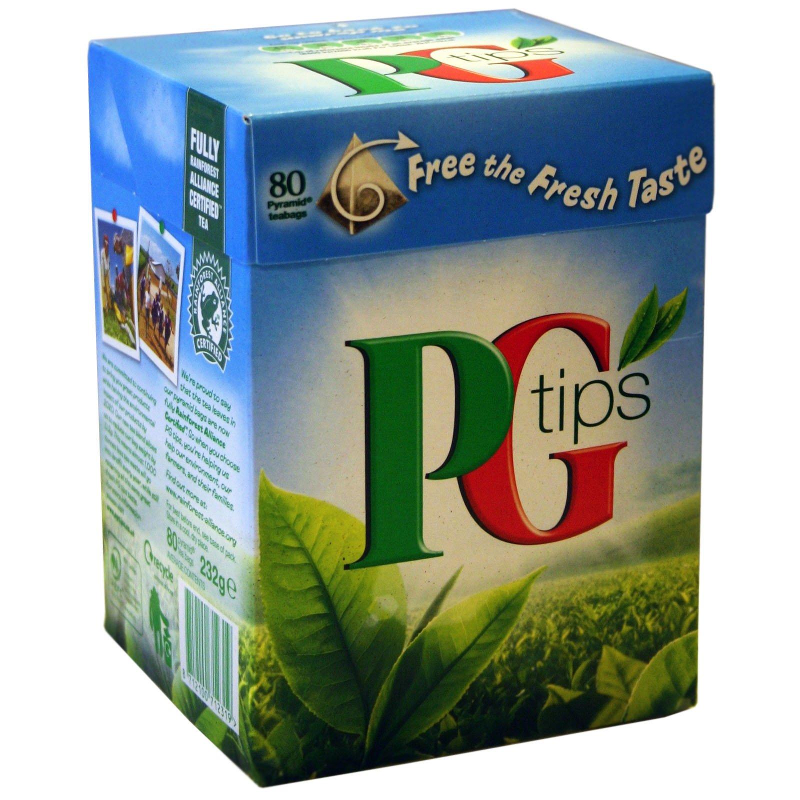 80-Beutel-PG-Tips-Schwarzer-Tee-232g