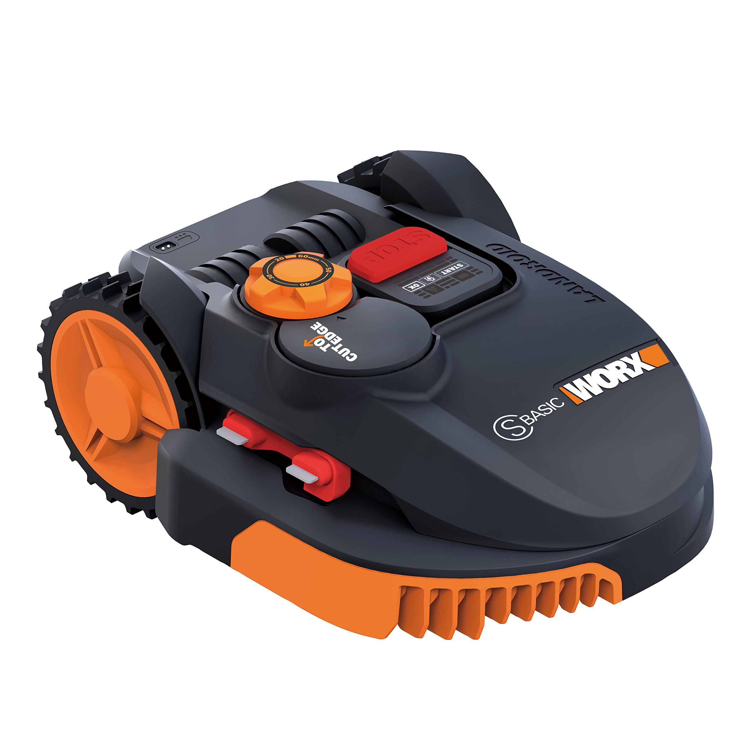 Worx-wr094s-Mhroboter-Landroid-36-W-20-V-Schwarz-Orange-350-qm