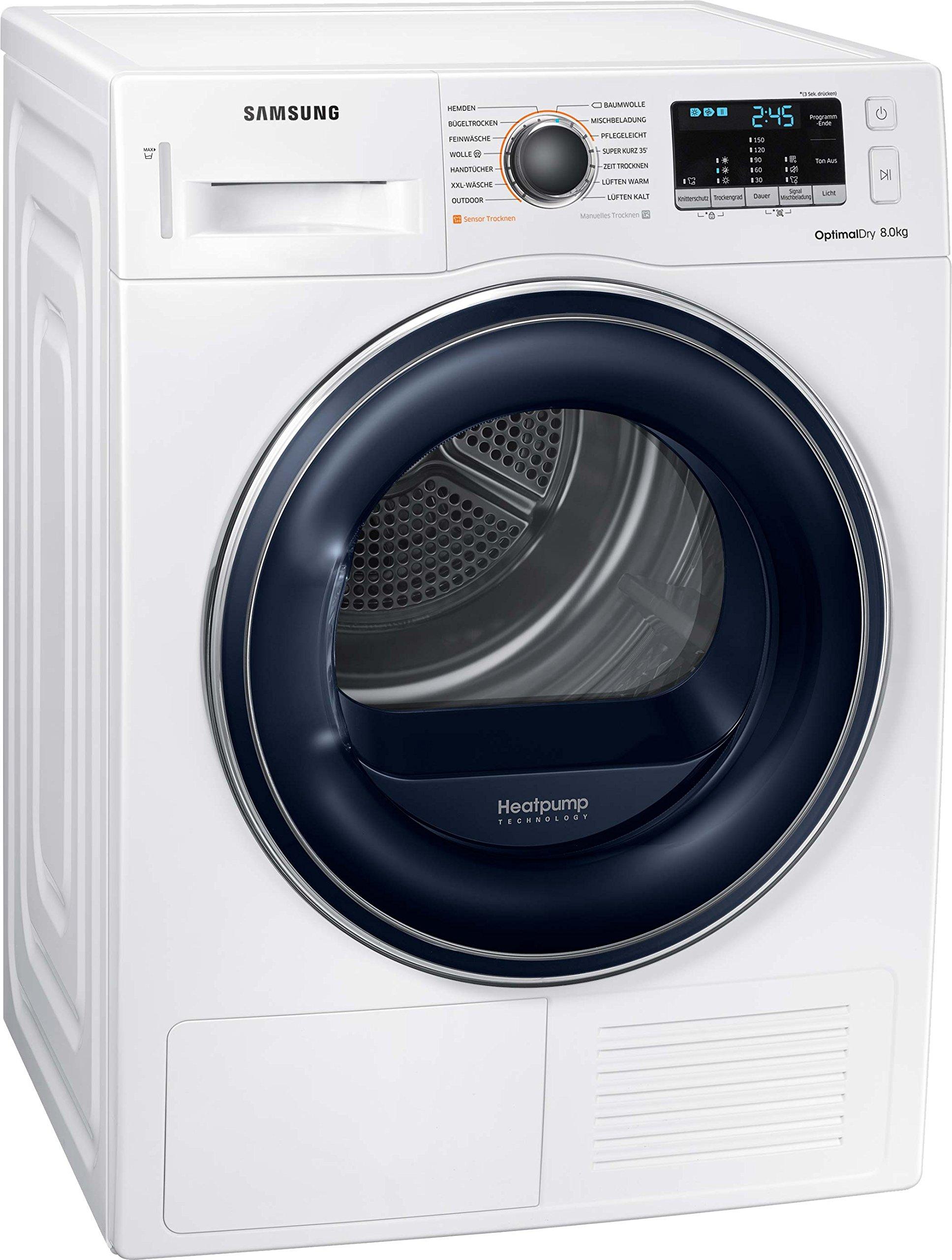 Samsung-DV8800-DV90N8289AWEG-WrmepumpentrocknerASuperSpeed-3-kg-in-NUR-81-MinSuperSilentWei