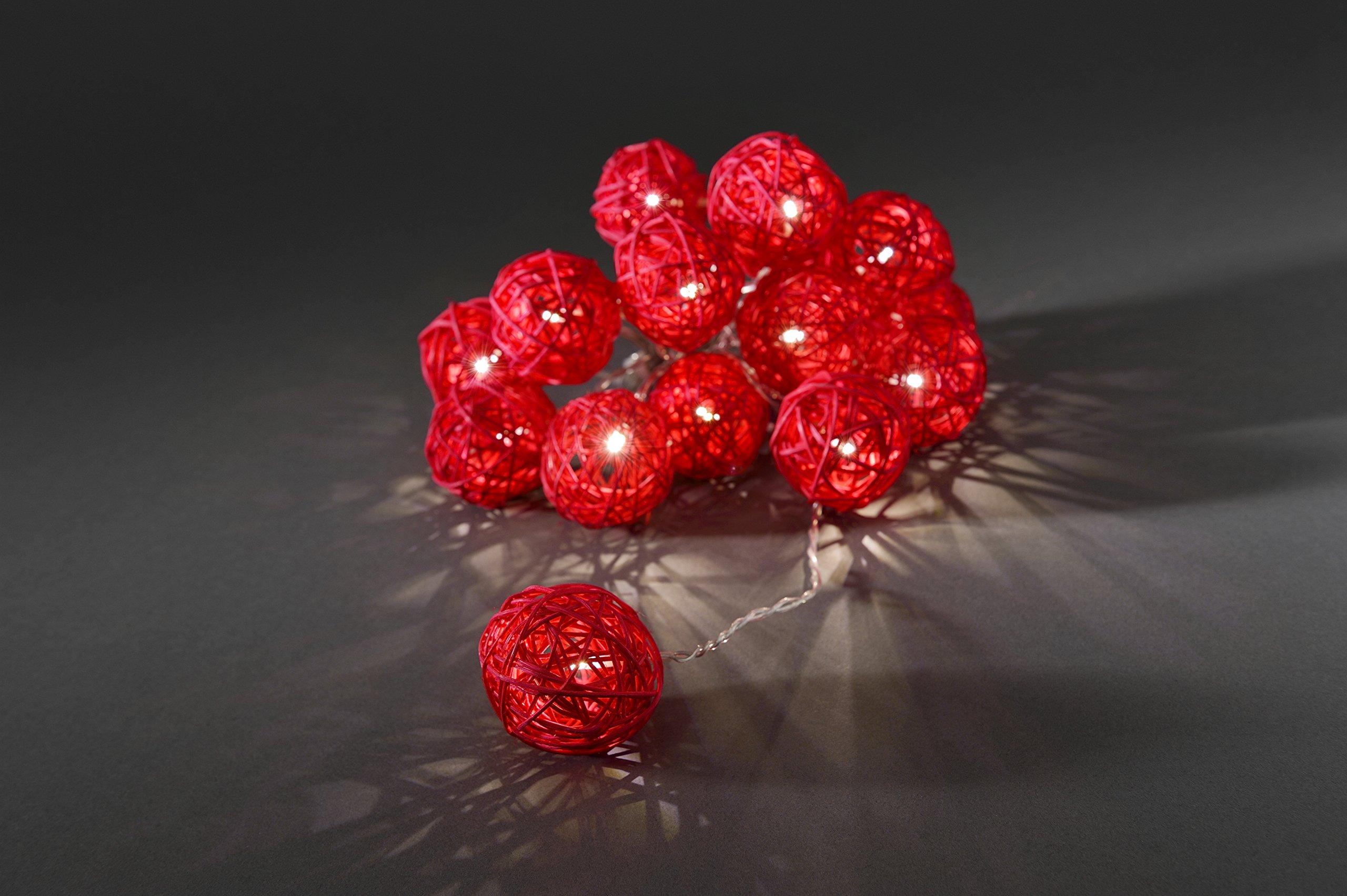 Konstsmide-3151-553-LED-Dekolichterkette-rote-Rattankugeln-fr-Innen-IP20-24V-Innentrafo-16-warm-weie-Dioden-transparentes-Kabel5
