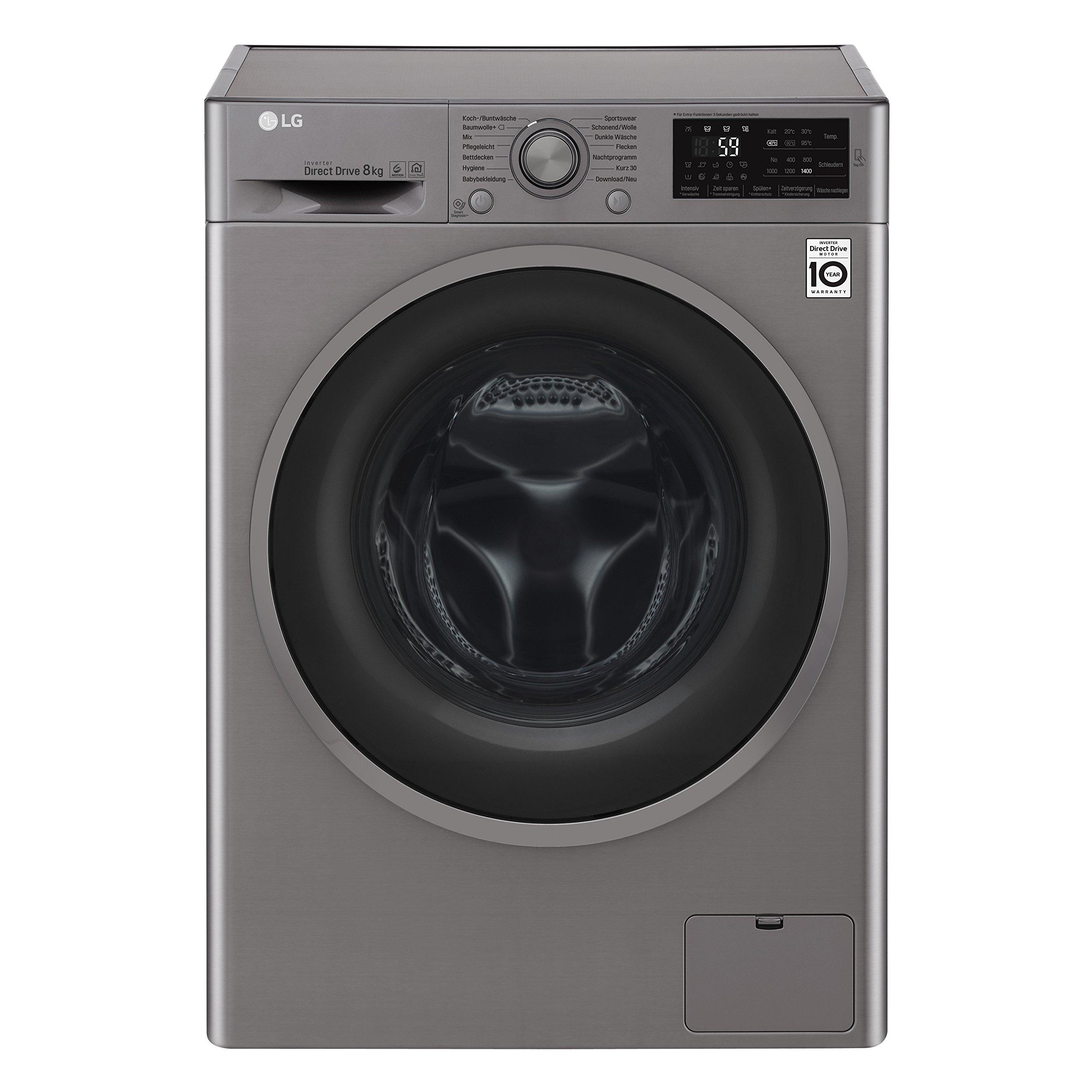 LG-Electronics-F-14WM-Waschmaschine-Frontlader
