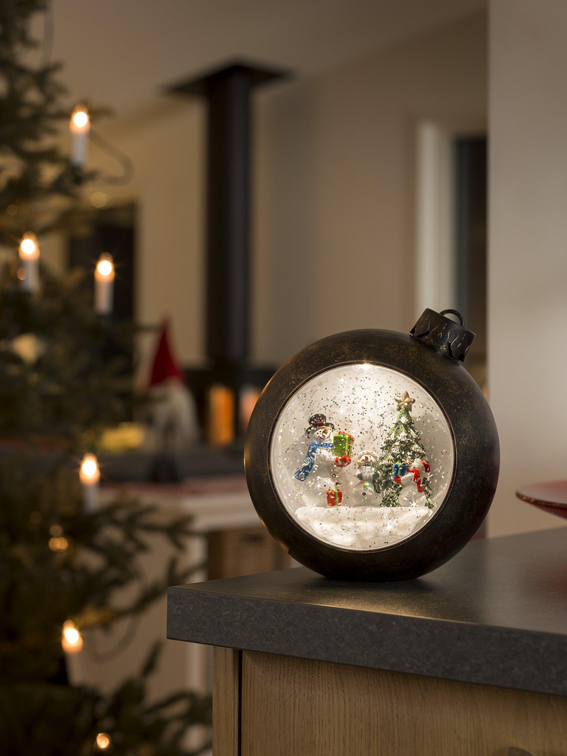 LED-Weihnachtskugeln