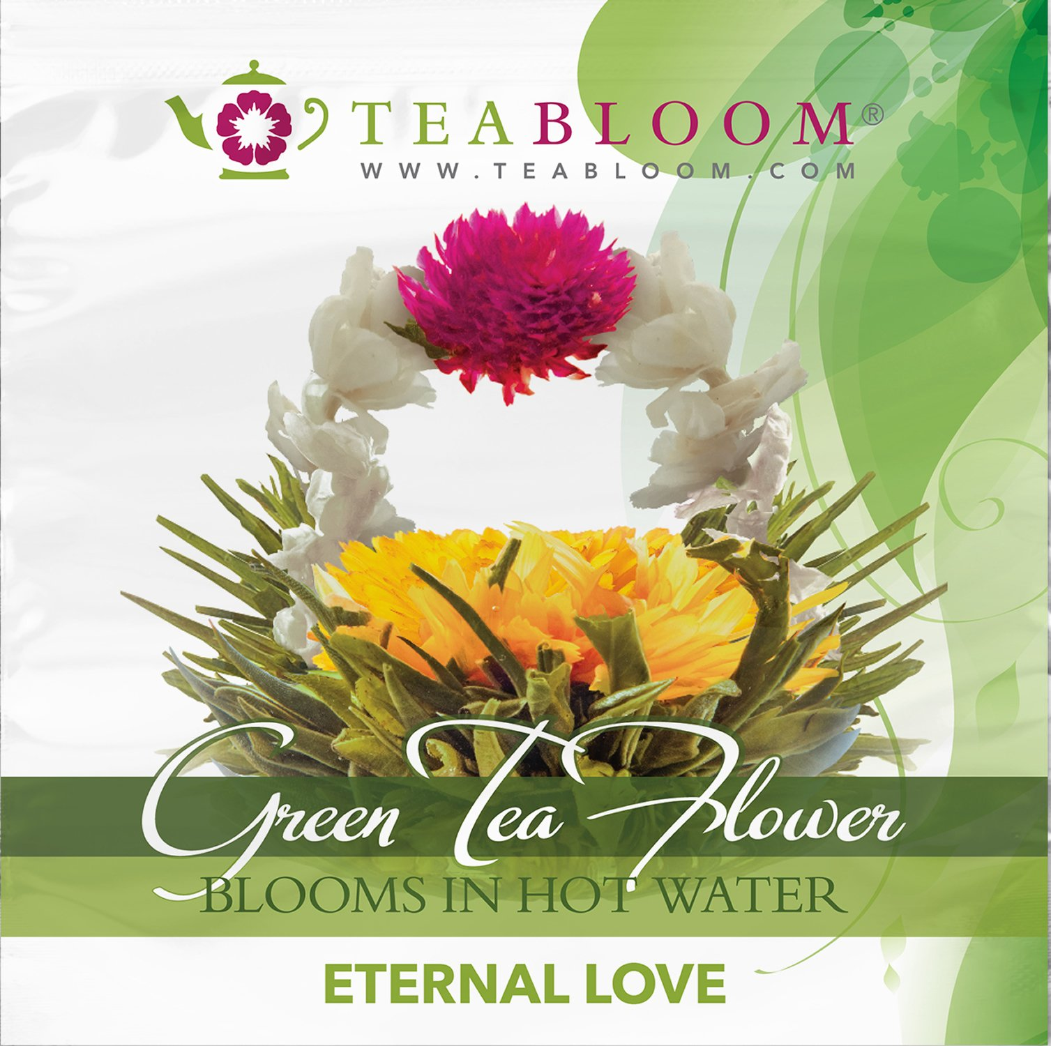 Teabloom-Blhender-Tee-Eternal-Love-und-Rising-Spring-Bltentees-2-Gourmet-Teeblten