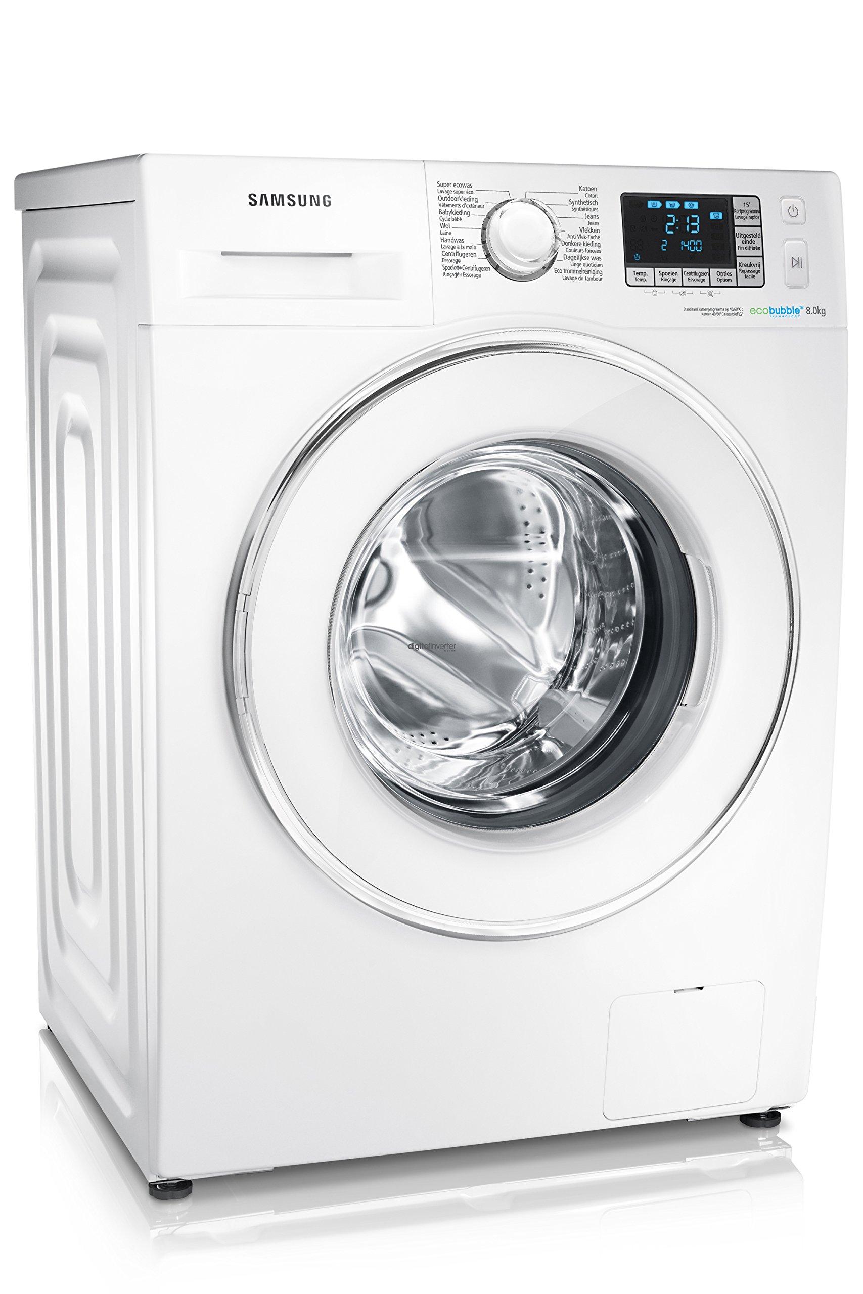 wf81-F5e5p4-W-Samsung-Waschmaschine-8-kg-ecobubble-Tr-Kristall-Wei-DIGITAL-INVERTER-MOTOR-1400-Umin-A-aa