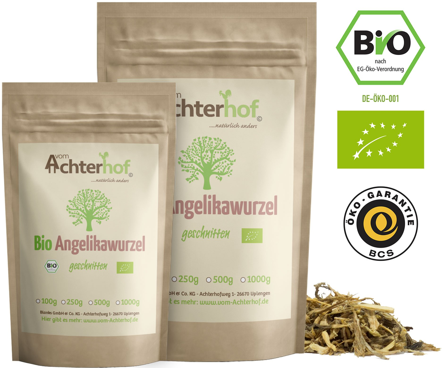 Angelikawurzel-BIO-100g-geschnitten-Engelwurz-Angelikawurzeltee-Angelica-Archangelica-Roots-organic-vom-Achterhof