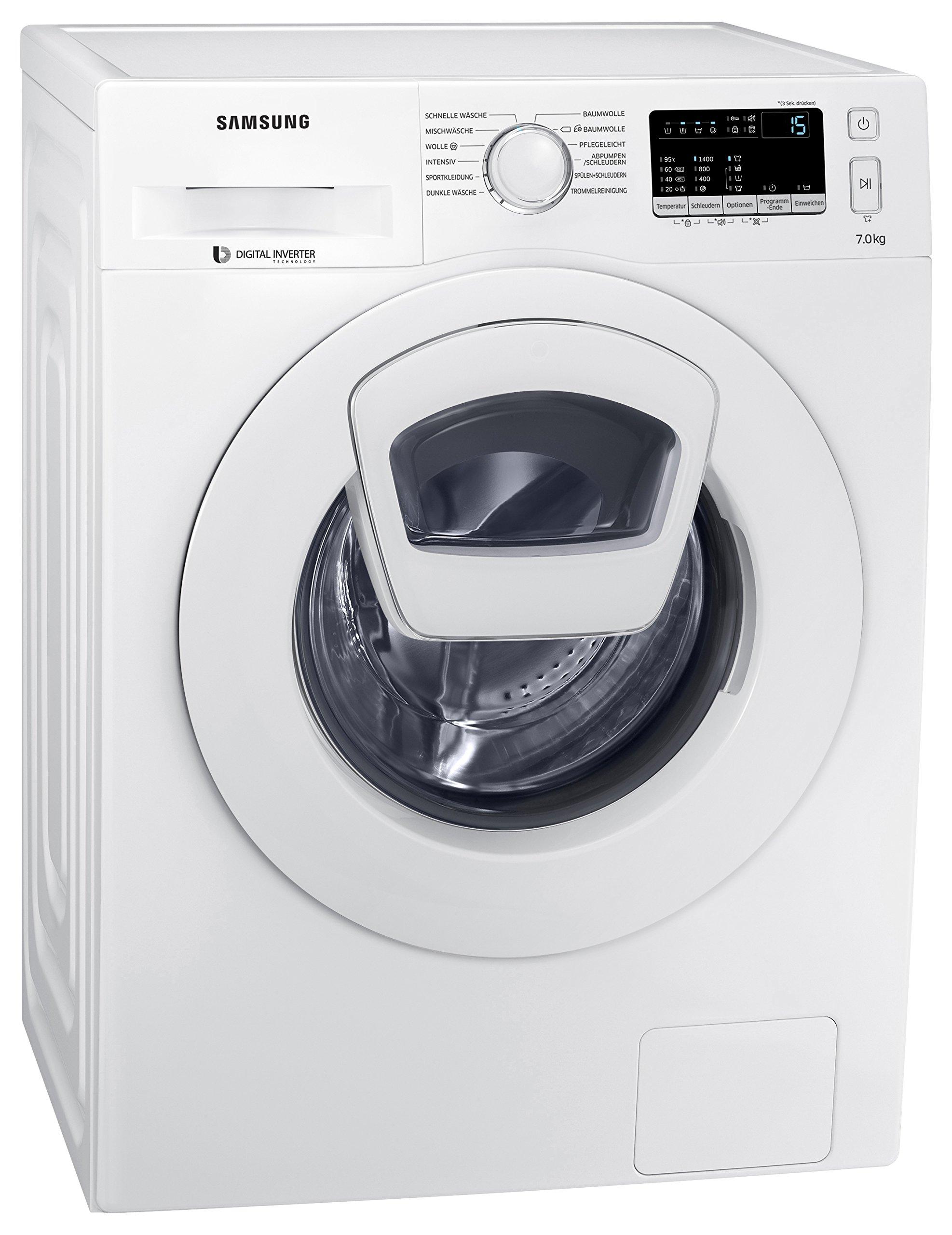 Samsung-WW90K4420YWEG-Waschmaschine-FrontladerA1400UpM