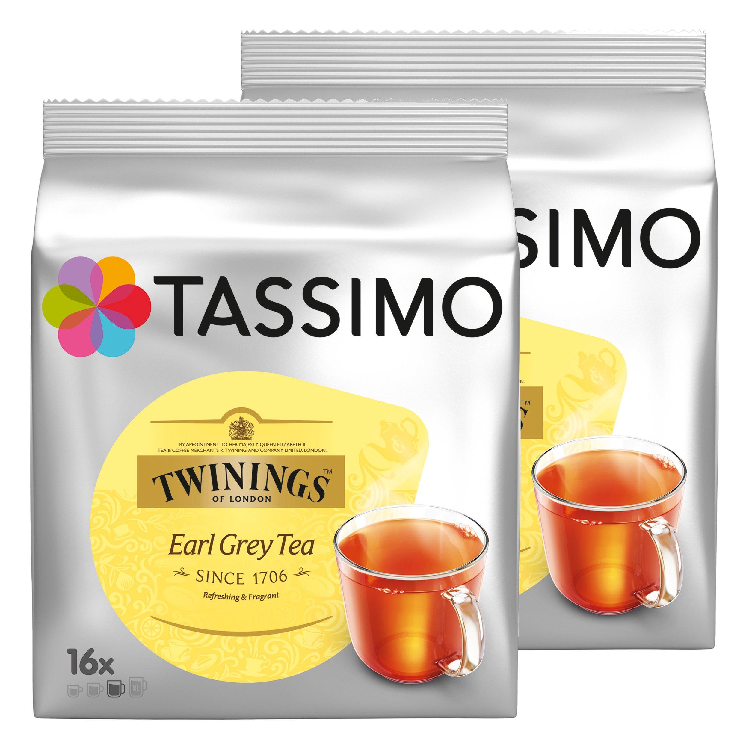 Tassimo-Twinings-Earl-Grey-Tee-Schwarzer-Tee-Schwarztee-Kapsel-2er-Pack-2-x-16-T-Discs