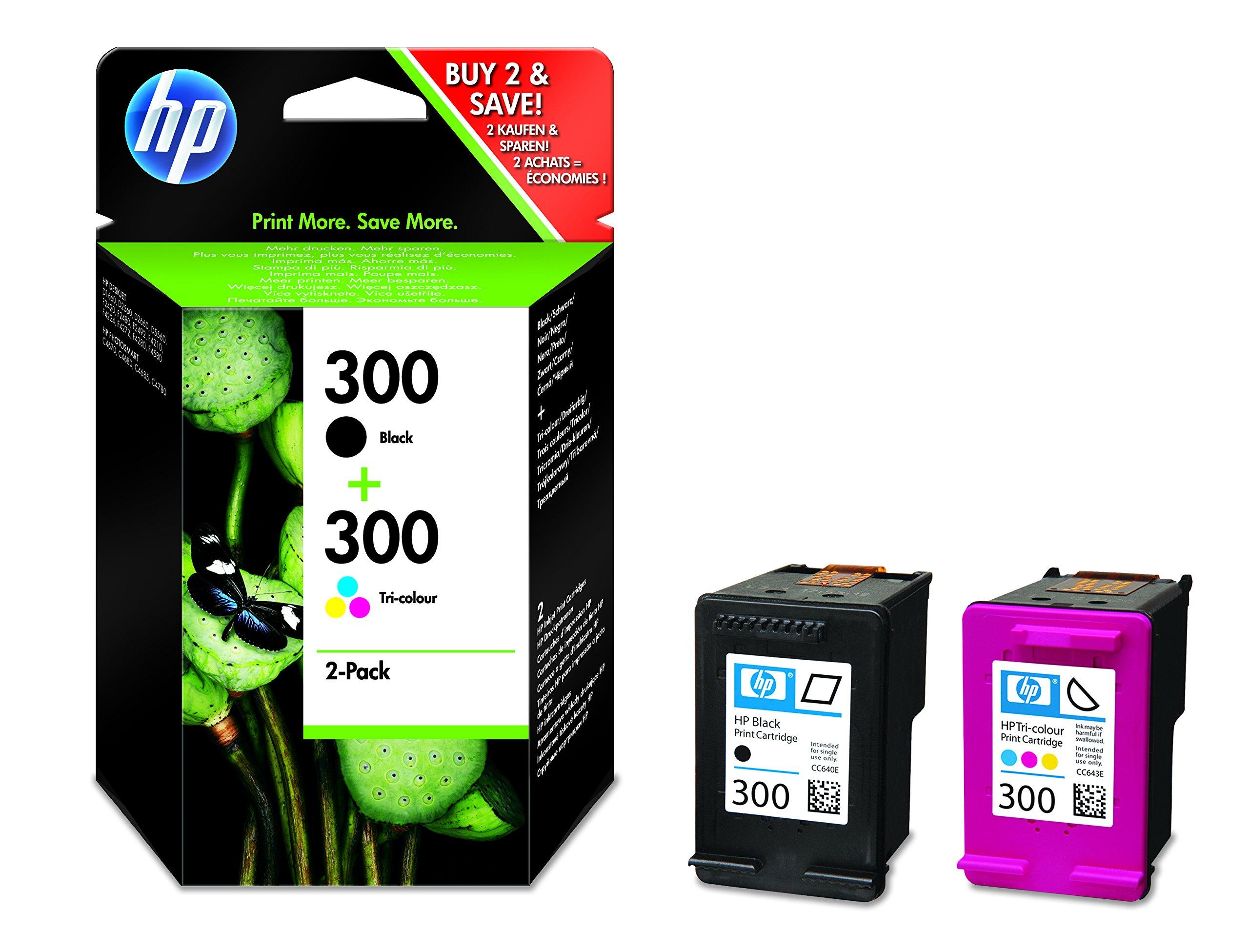 HP-300-Schwarz-Original-Druckerpatrone-fr-HP-Deskjet-HP-ENVY-HP-Photosmart
