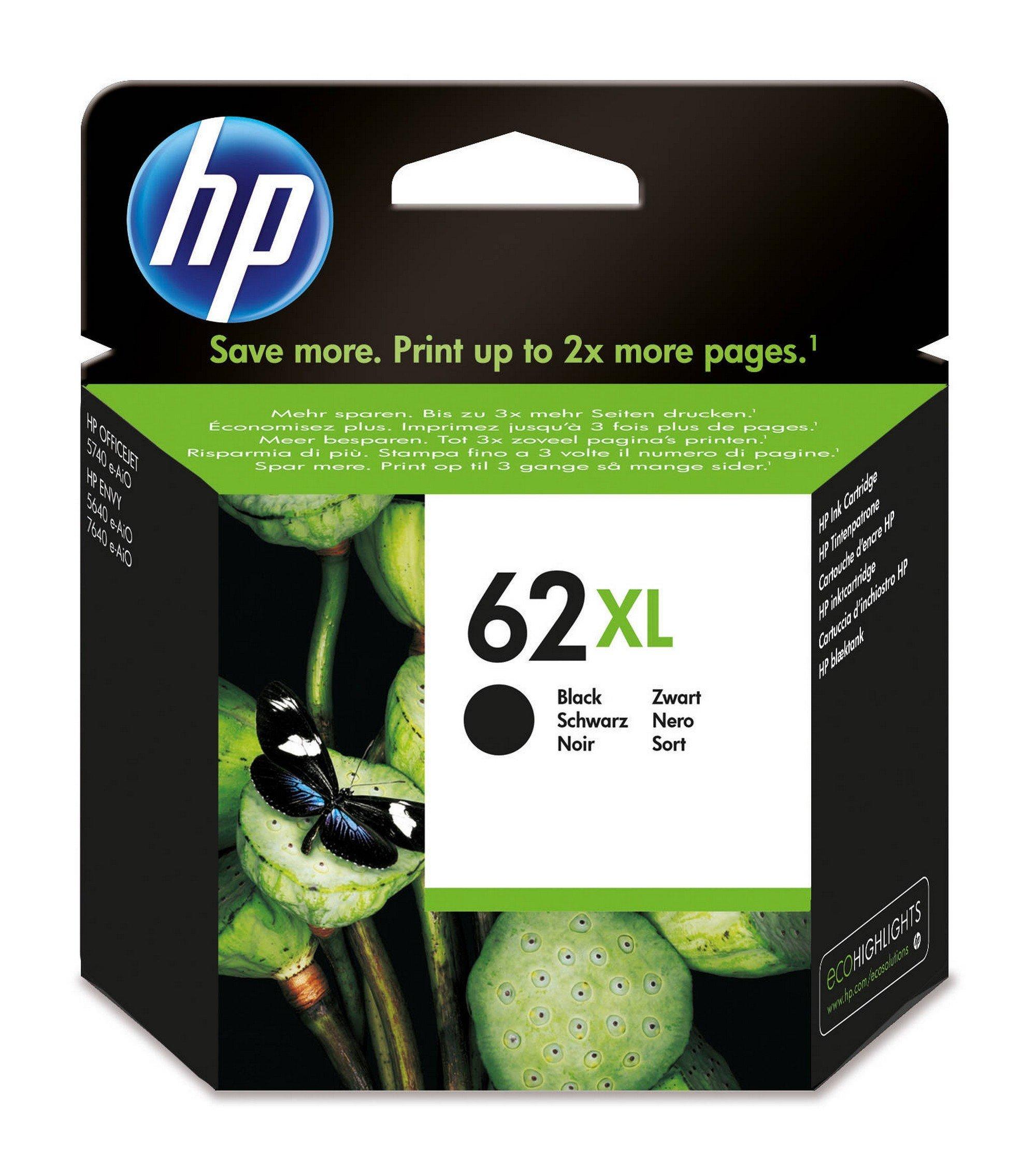 HP-62-ink-Patrone-standard-Kapazitt