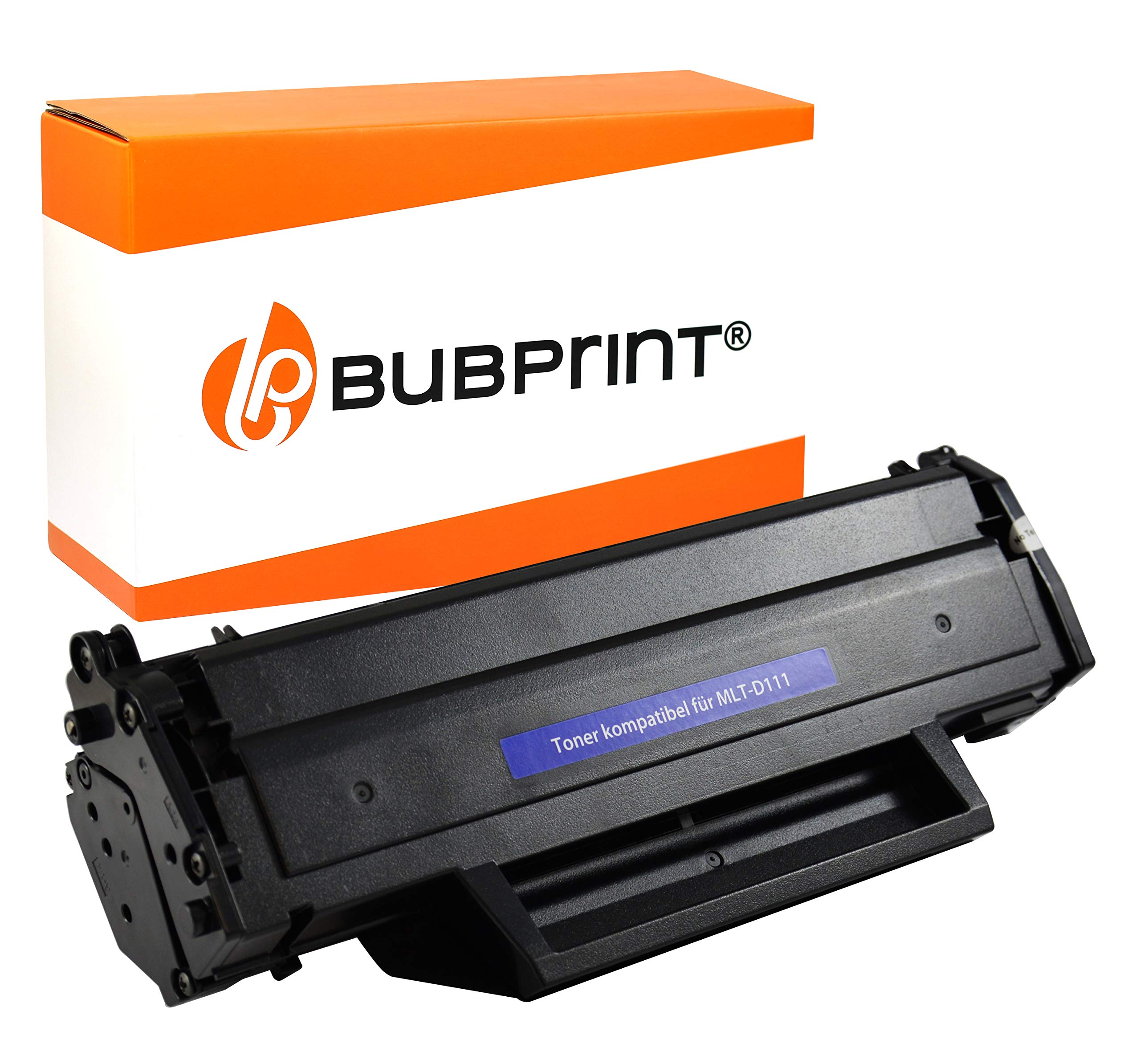 Bubprint-Toner-kompatibel-fr-Samsung-MLT-D111S-MLT-D111S-fr-Xpress-M2020-M2022-M2022W-M2026-M2026W-M2070-M2070F-M2070FW-M2070W-SL-M2022W-Schwarz
