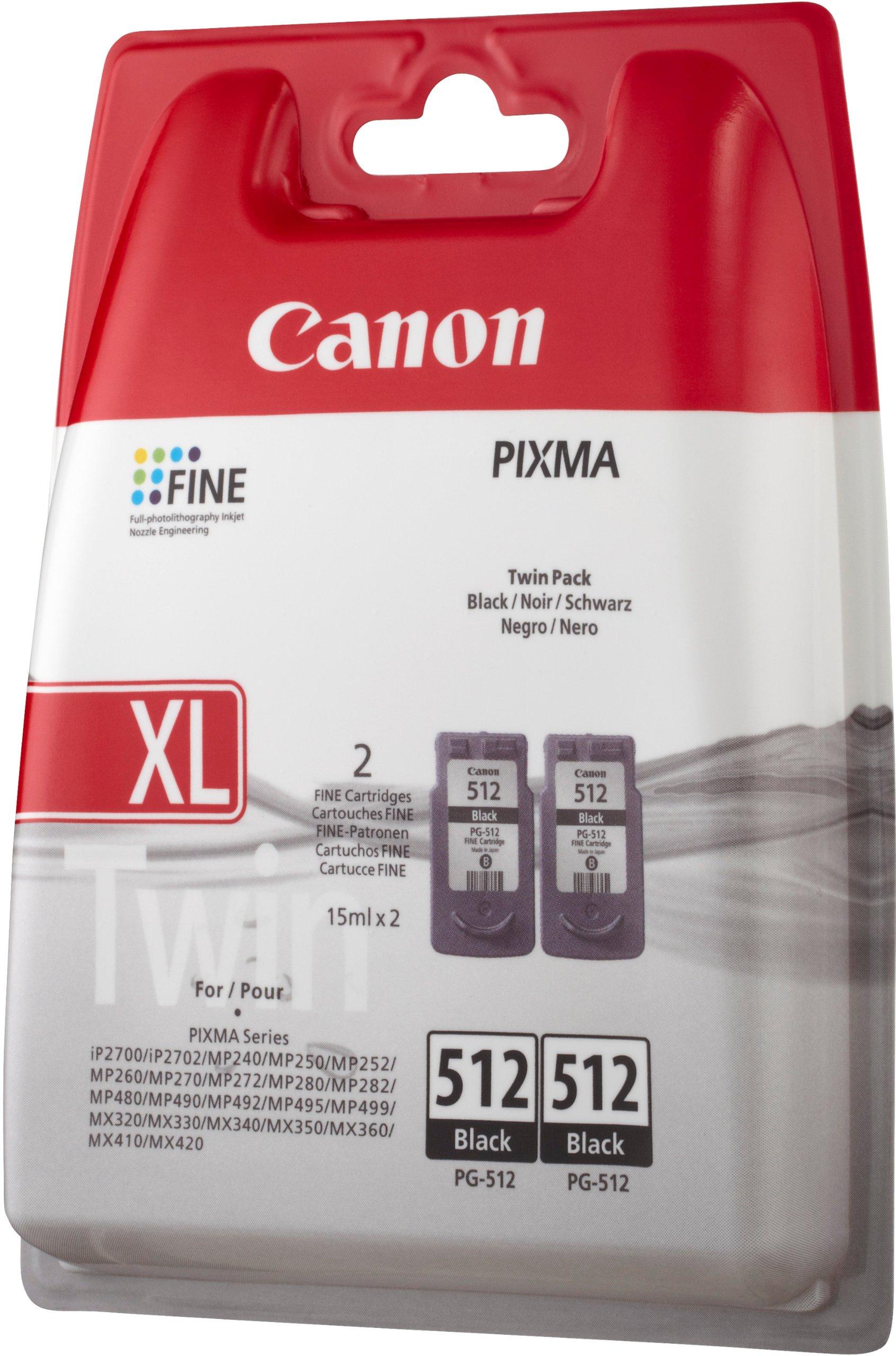 Canon-PG-512-Original-Tintenpatrone