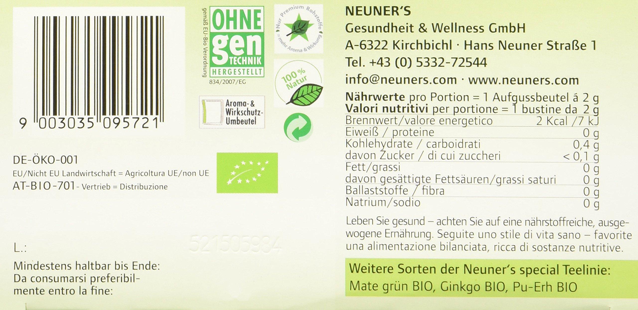 Neuners-Rotbusch-BIO