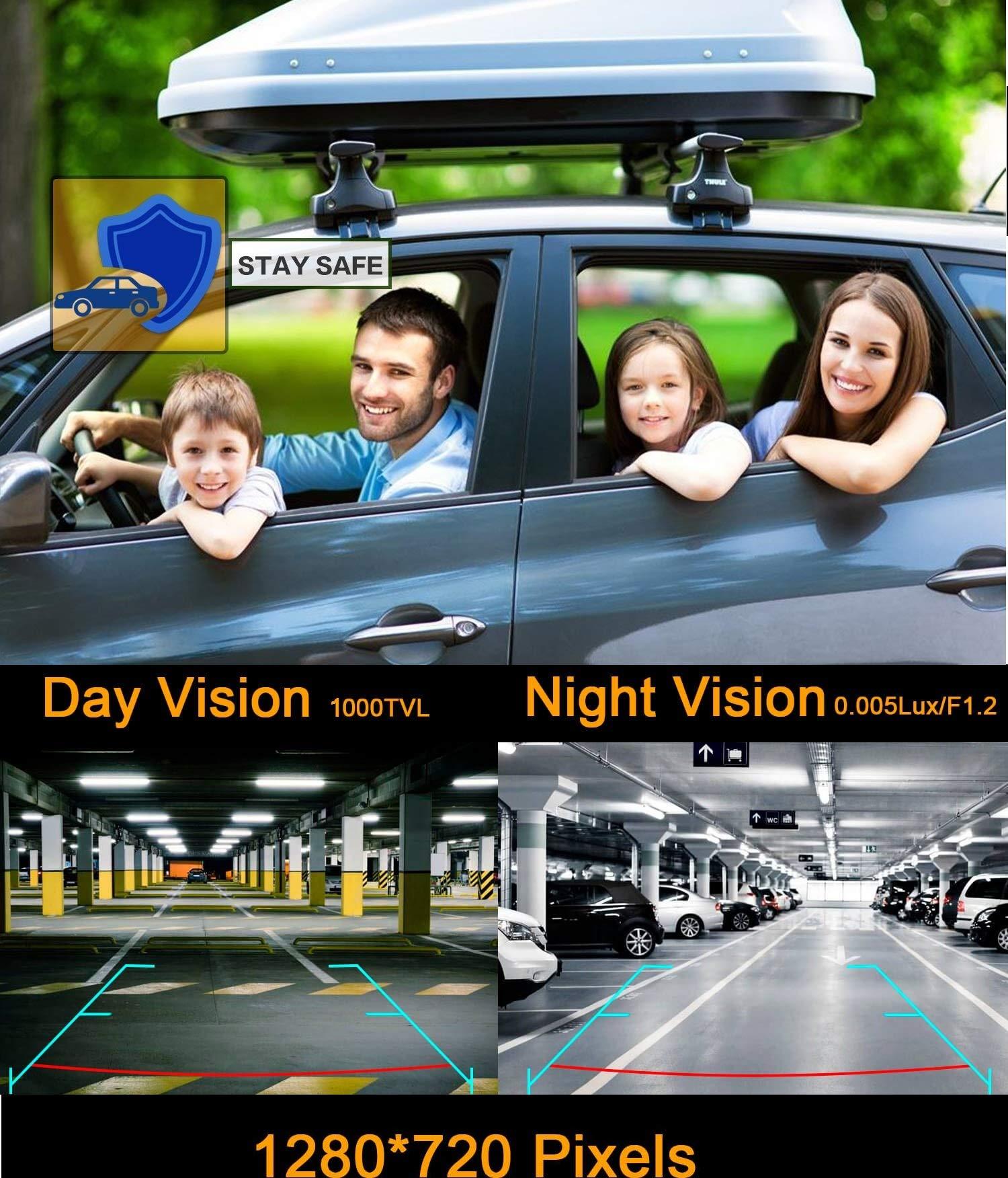 Rckfahrkamera-Rckfahrkamera-Ersatzkamera-Ip69k-Wasserdicht-fr-Mazda-Axela-BM-Limousine-Mazda-3-2013-2018