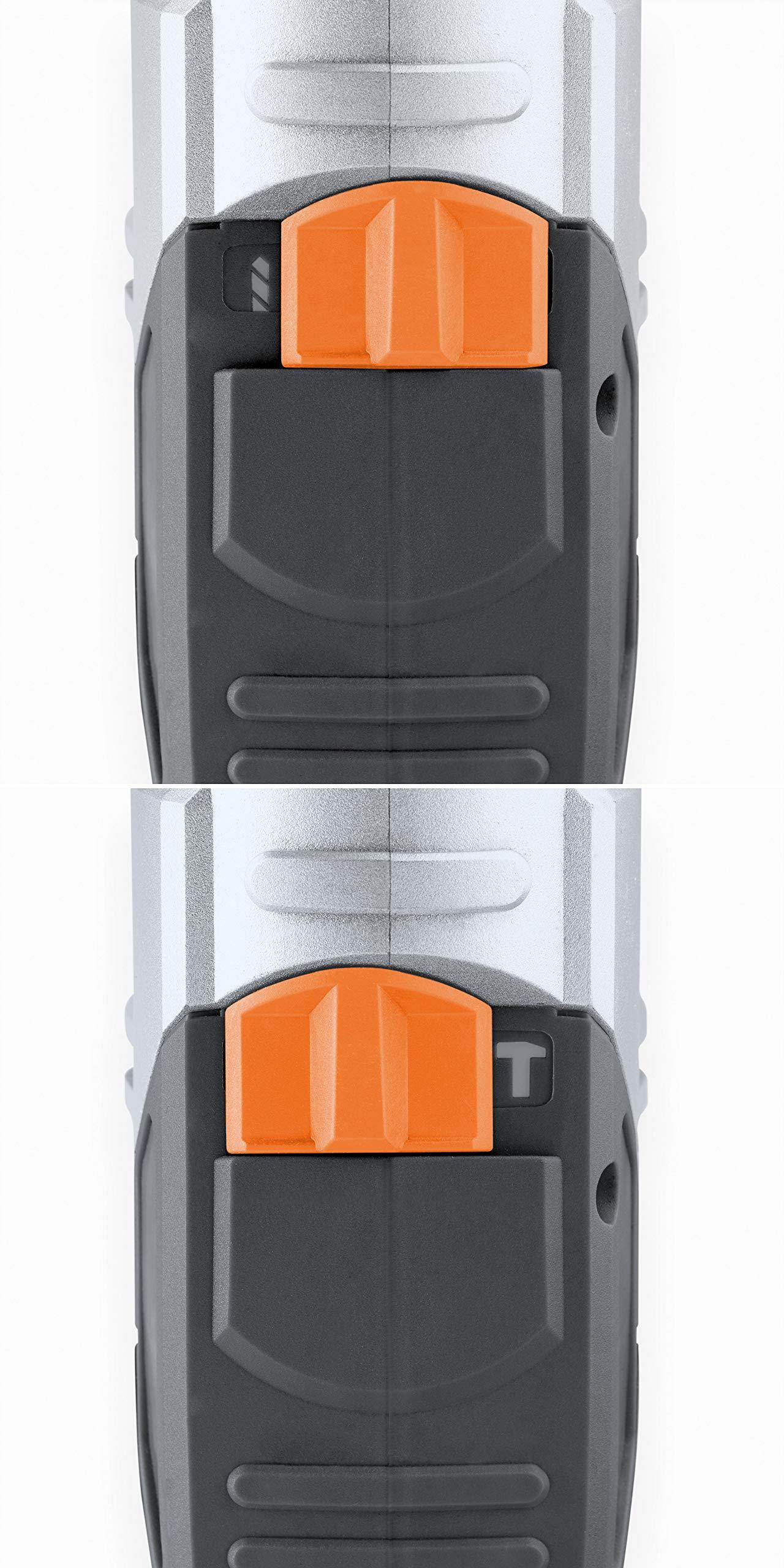 Meister-Schlagbohrmaschine-750-W-MSB750-1-Schnellspannbohrfutter-Drehzahl-Vorwahl-Mit-Zusatzhandgriff-Tiefenanschlag-Bohrmaschine-Schlagbohrer-fr-Beton-Metall-5452220