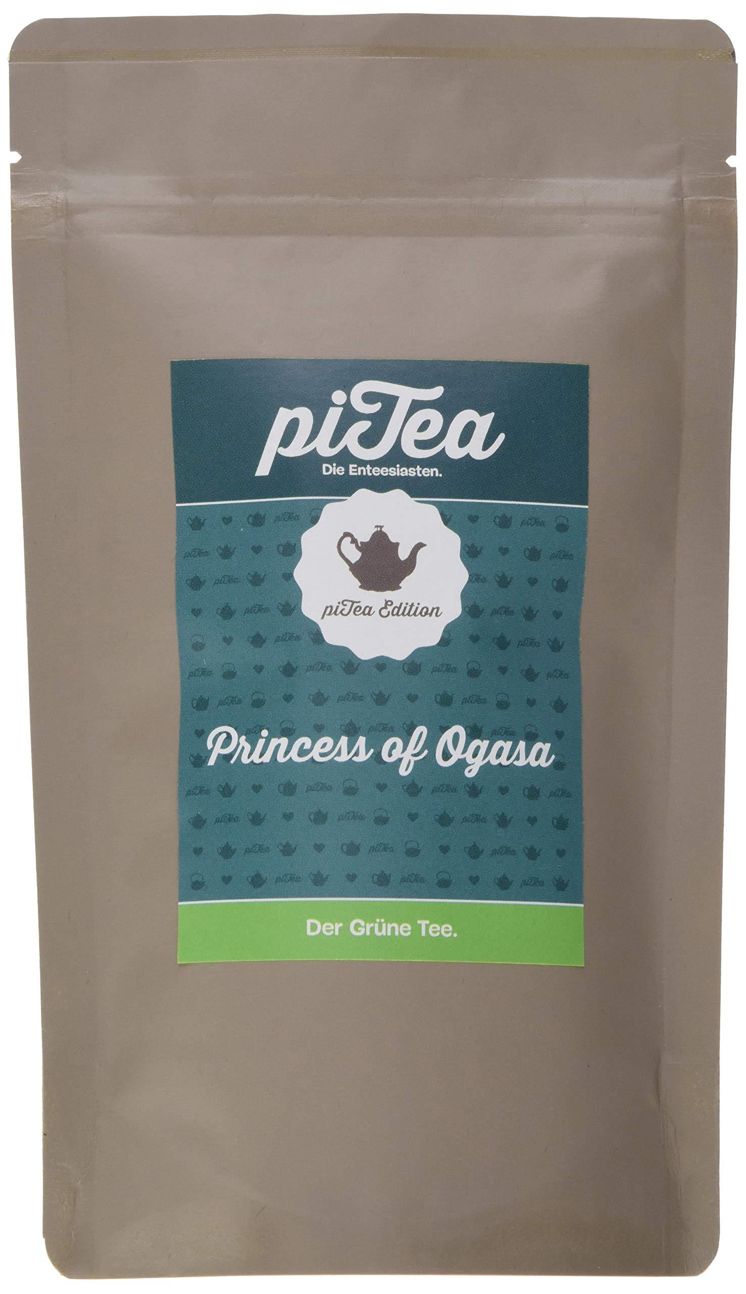 Pi-Tea-Princess-of-Ogasa-Tte-Grner-Tee-natrlich-und-vegan-2er-Pack-2-x-75-g