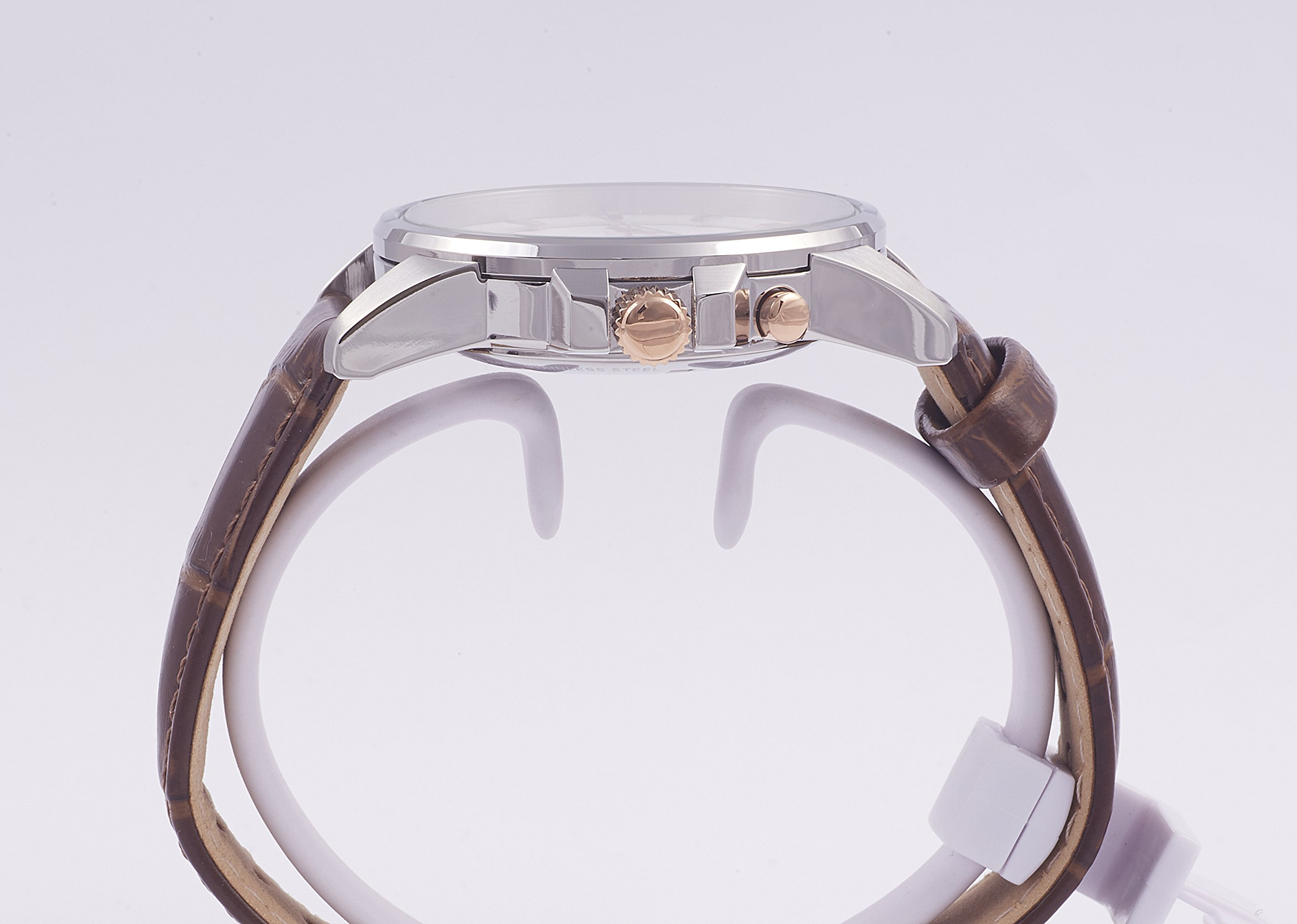 Seiko-Herren-Analog-Kinetik-Uhr-mit-Leder-Armband-SKA669J1