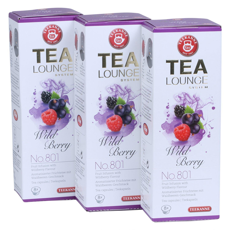 Teekanne-Tealounge-Kapseln-Wild-Berry-No-801-Frchtetee-3x-8-Kapseln