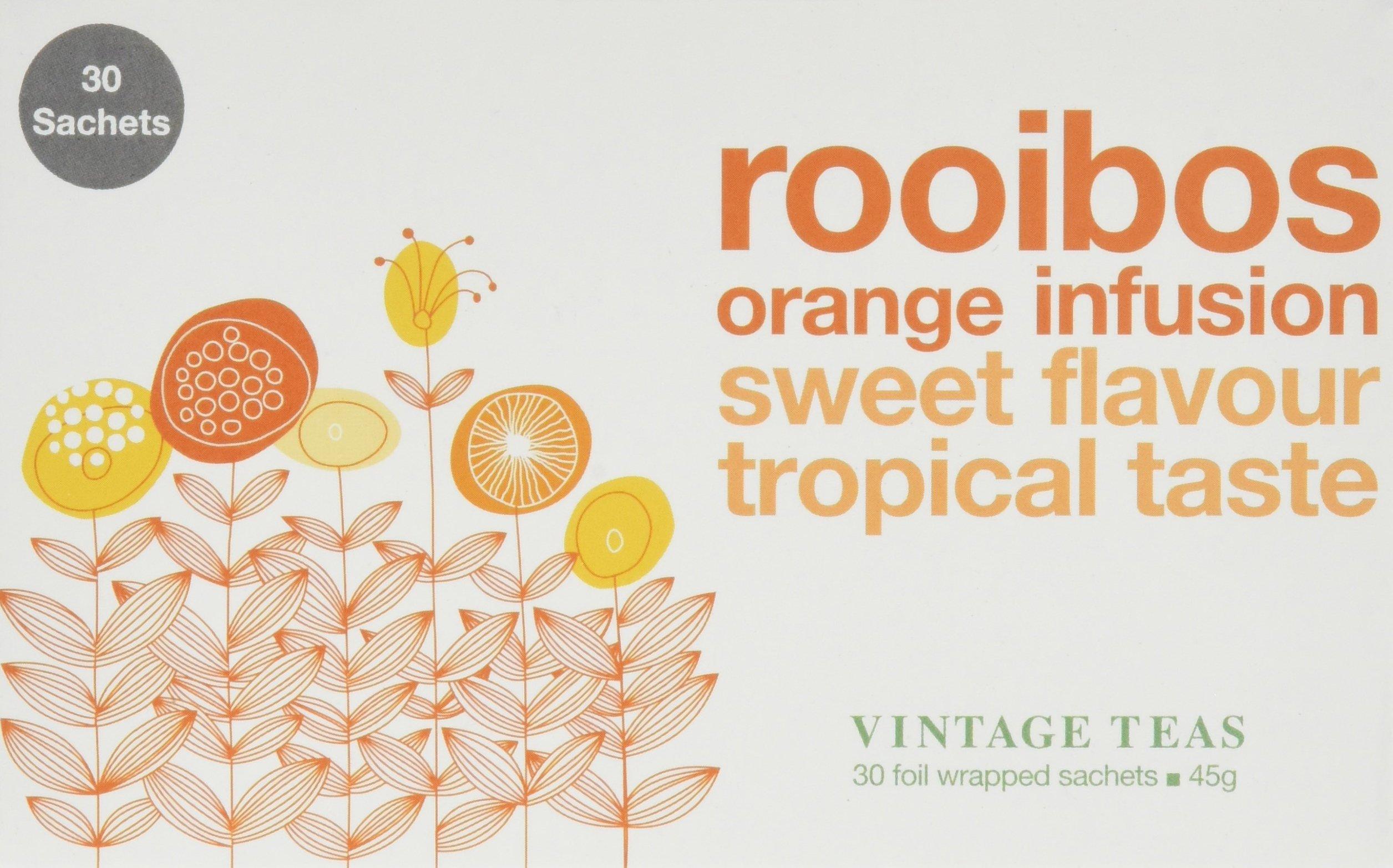 Vintage-Teas-Rotbuschtee-mit-Orange-30-TB-6er-Pack-6-x-45-g