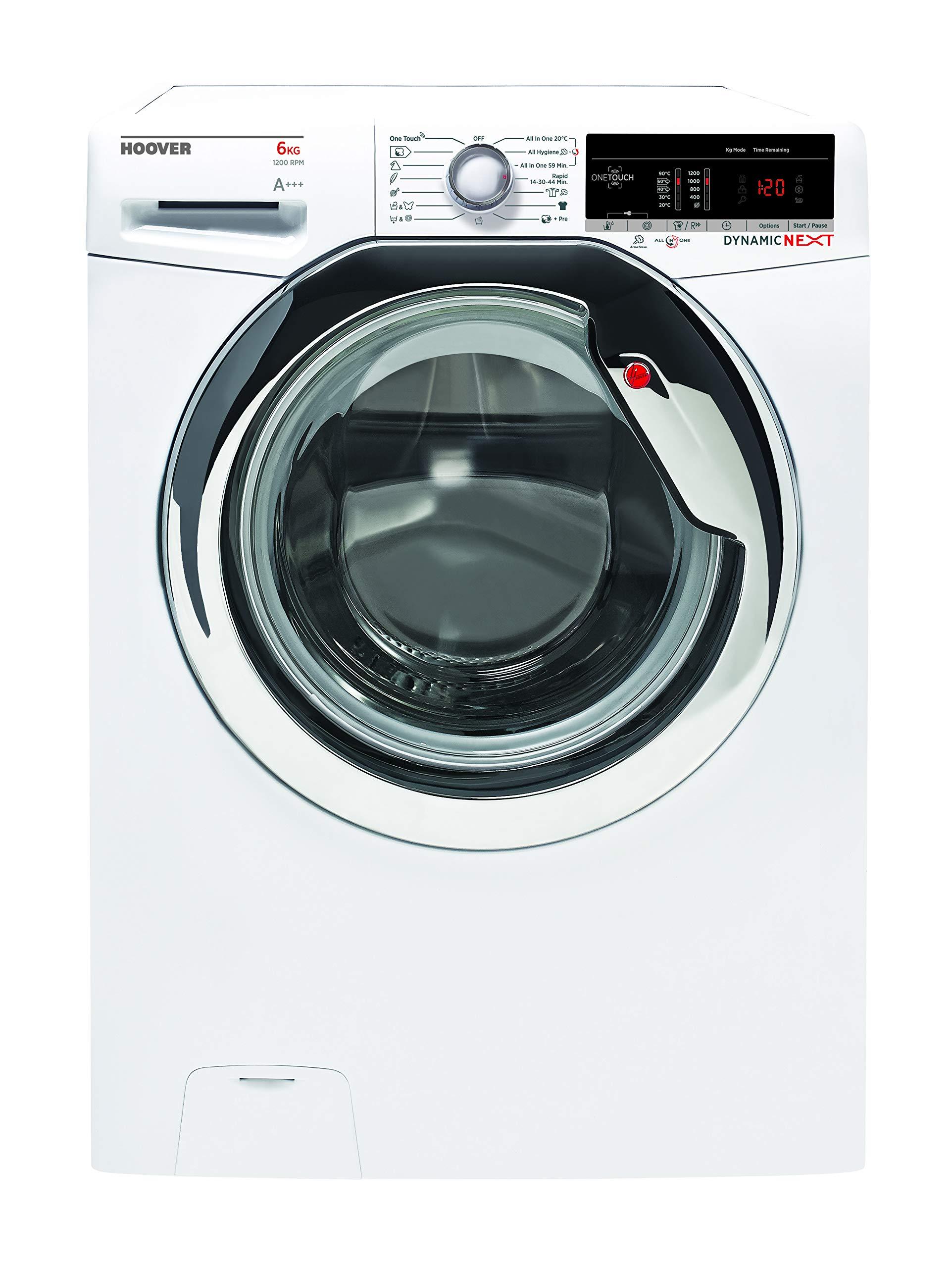Hoover-DXOA34-26C32-S-Waschmaschine-Frontlader-1200-rpm-6-kilograms