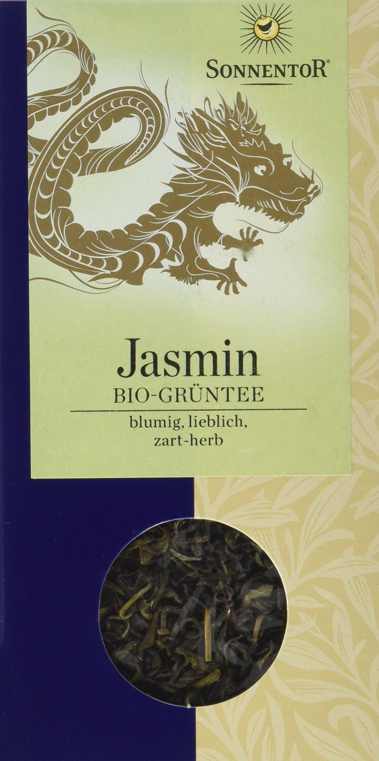 Sonnentor-Grntee-Jasmin-lose-1er-Pack-1-x-100-g-Bio