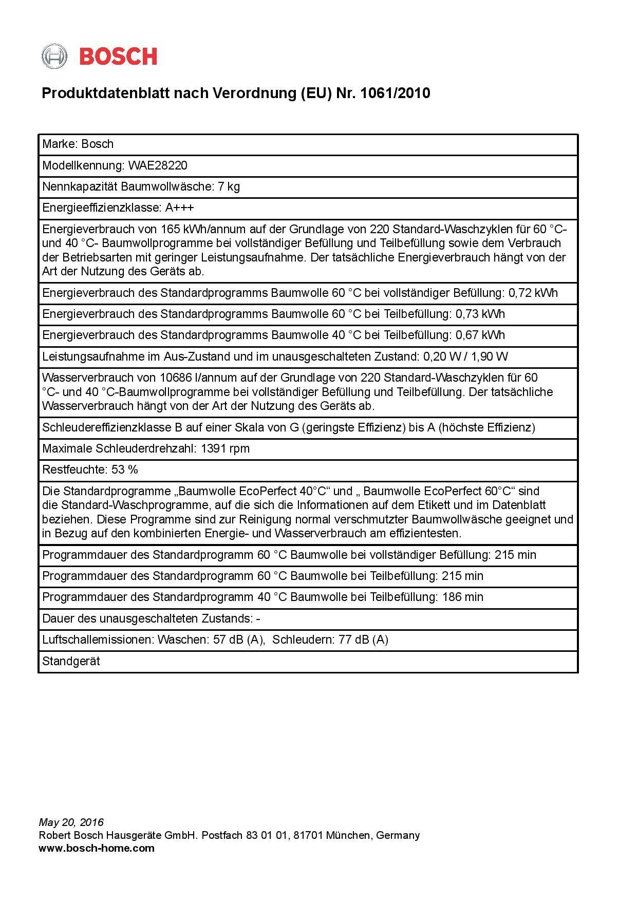 Bosch-WAE28220-Frontlader-Waschmaschine-A-7kg-1391-UpM-AquaStop-Schlauch