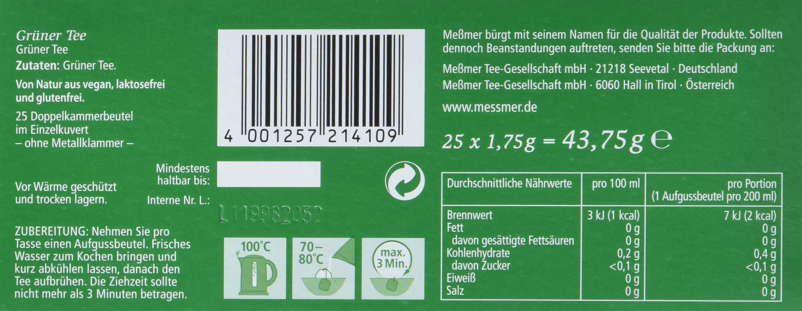 Memer-Grner-Tee-25-x-175-g-Schale