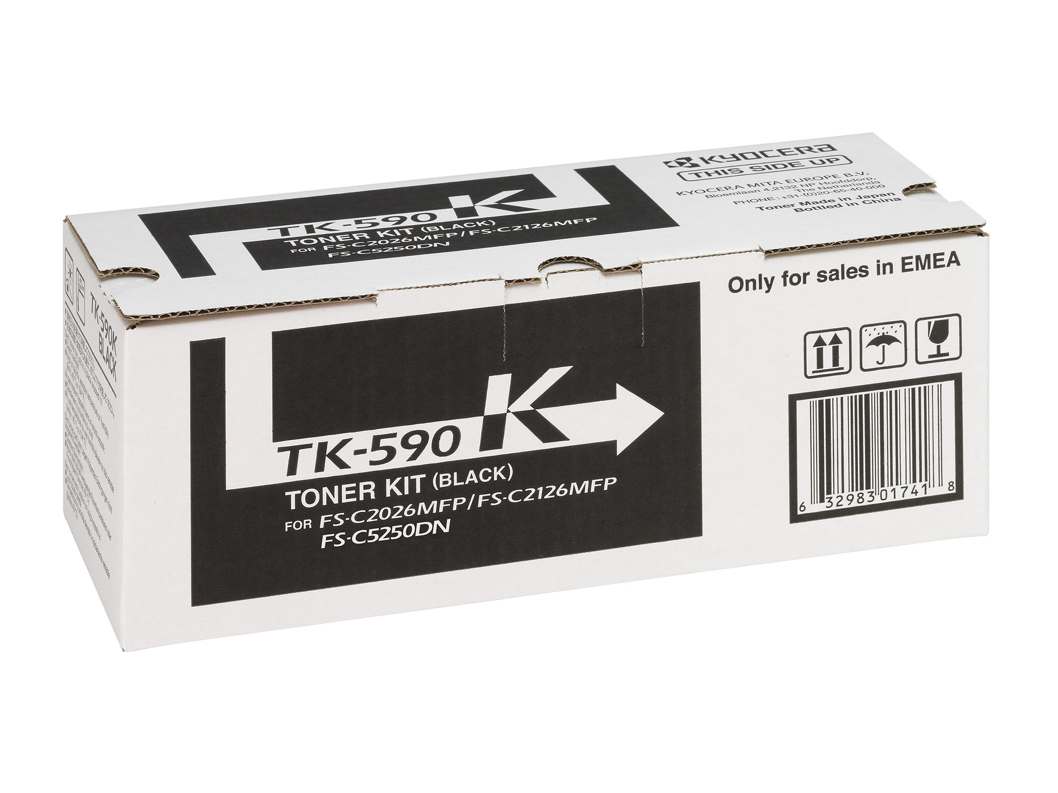 Kyocera-1T02KVCNL0-TK-590C-Tonerkartusche-5000-Seiten
