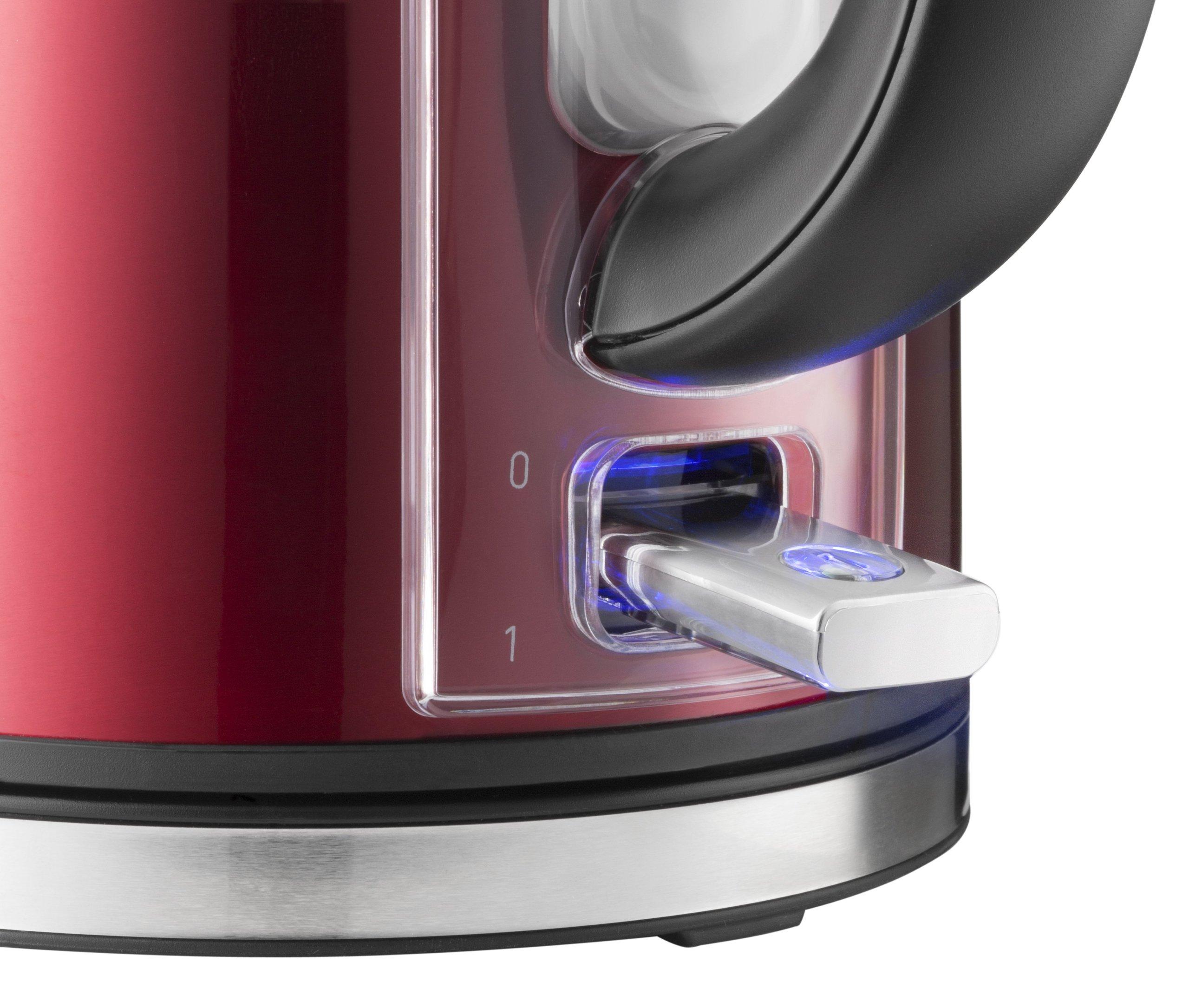 Grundig-WK-6330-Wasserkocher-red-Sense