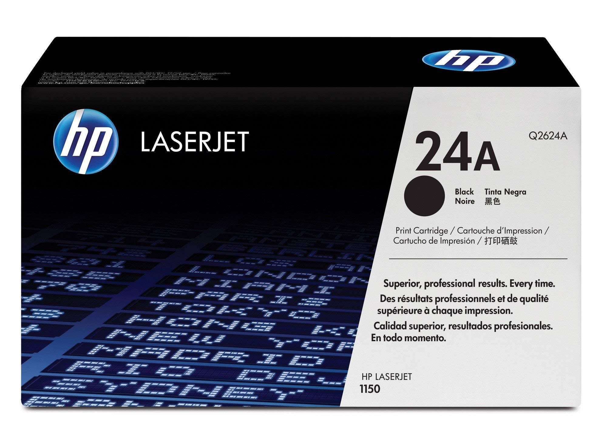 HP-24A-Q2624A-Schwarz-Original-Toner-fr-HP-Laserjet-1150