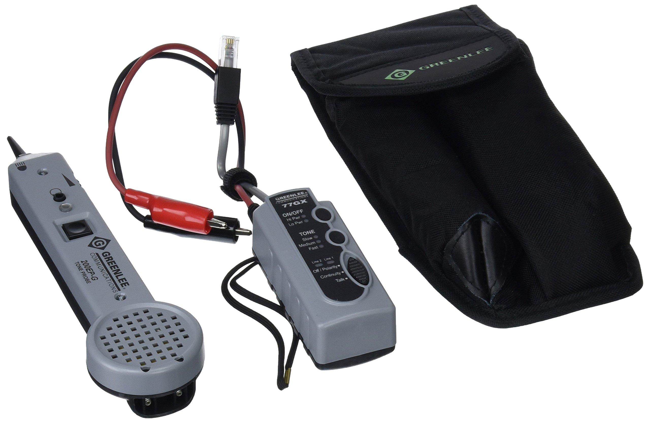 Greenlee-711-K-Professional-Ton-und-Sonde-Kit