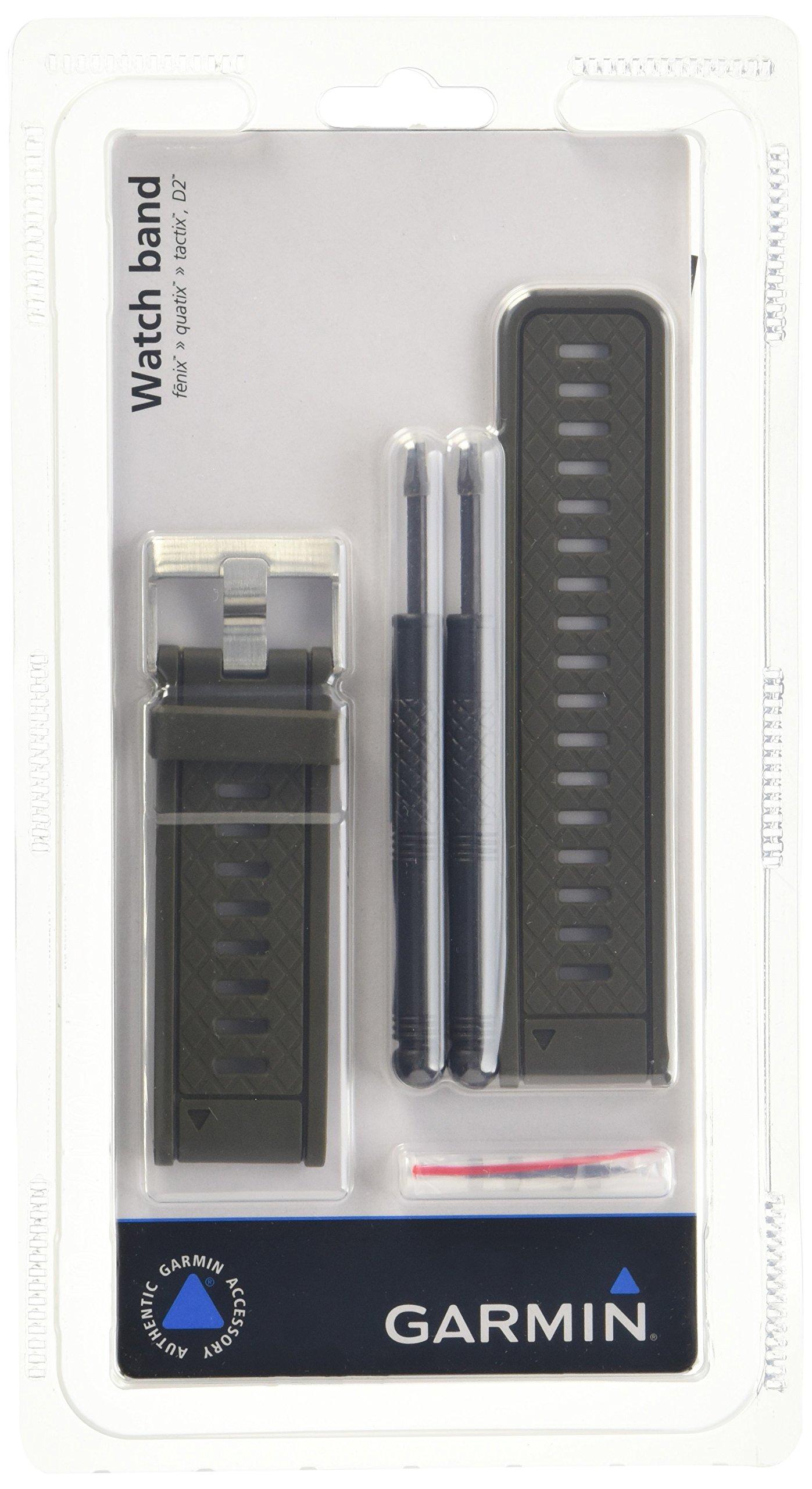 Garmin-Ersatzarmband-Oliv-Fenix-Quatix-Tactix-010-118