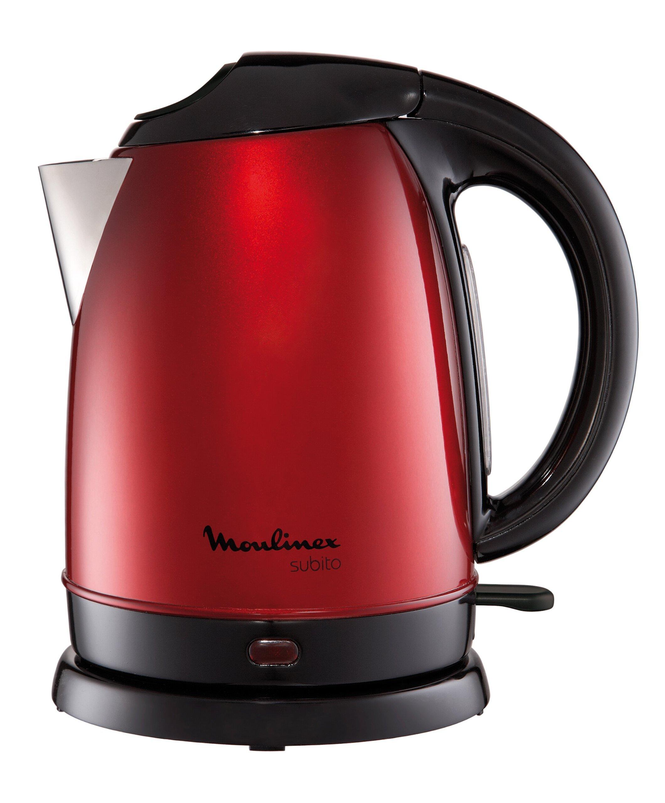 Moulinex-BY5305-Wasserkocher-Subito-17-l-2400-Watt-metallic-rot