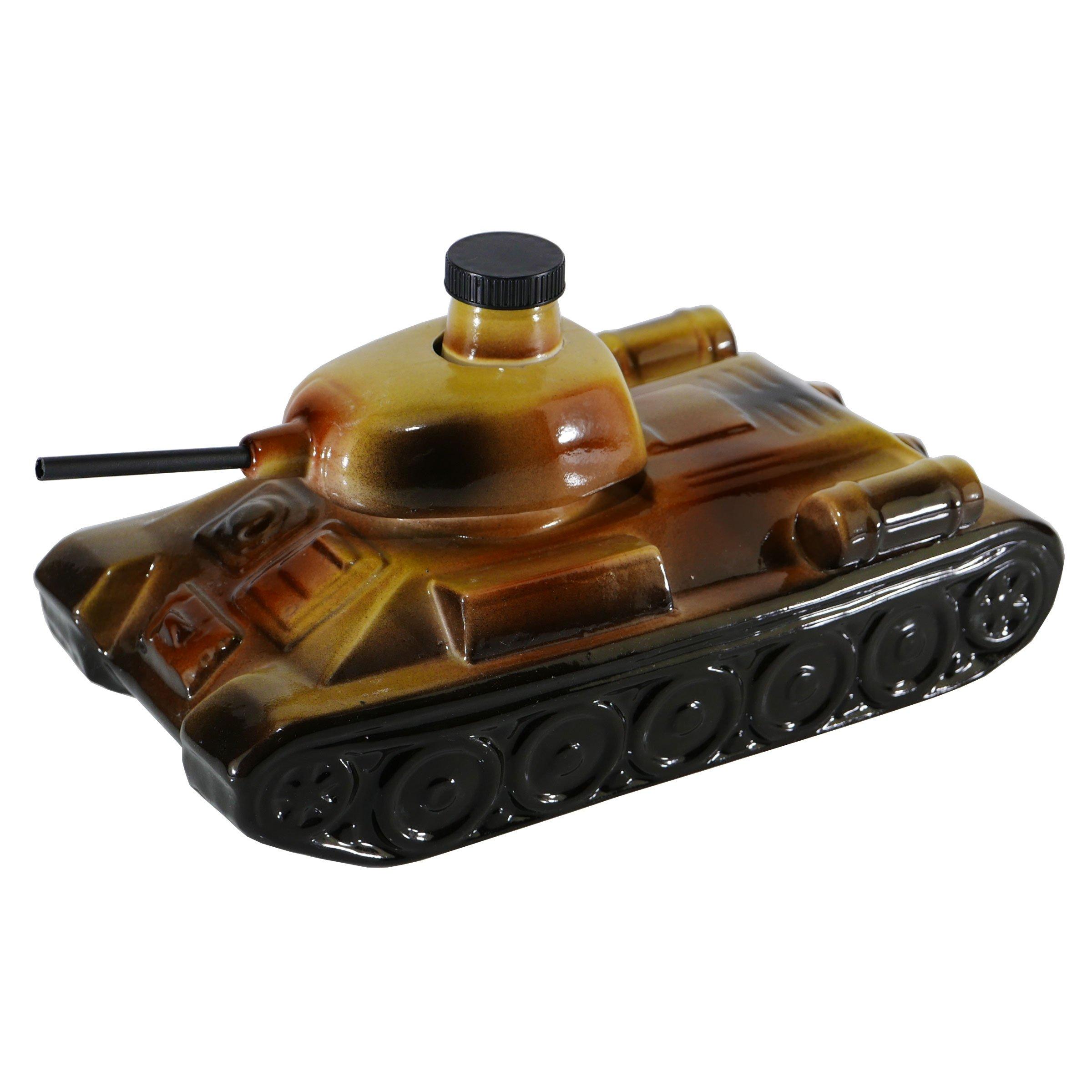 Vodka-Zlatogor-Panzer-1L-Wodka-Geschenkset-Tank-Geschenkideen-Geschenke